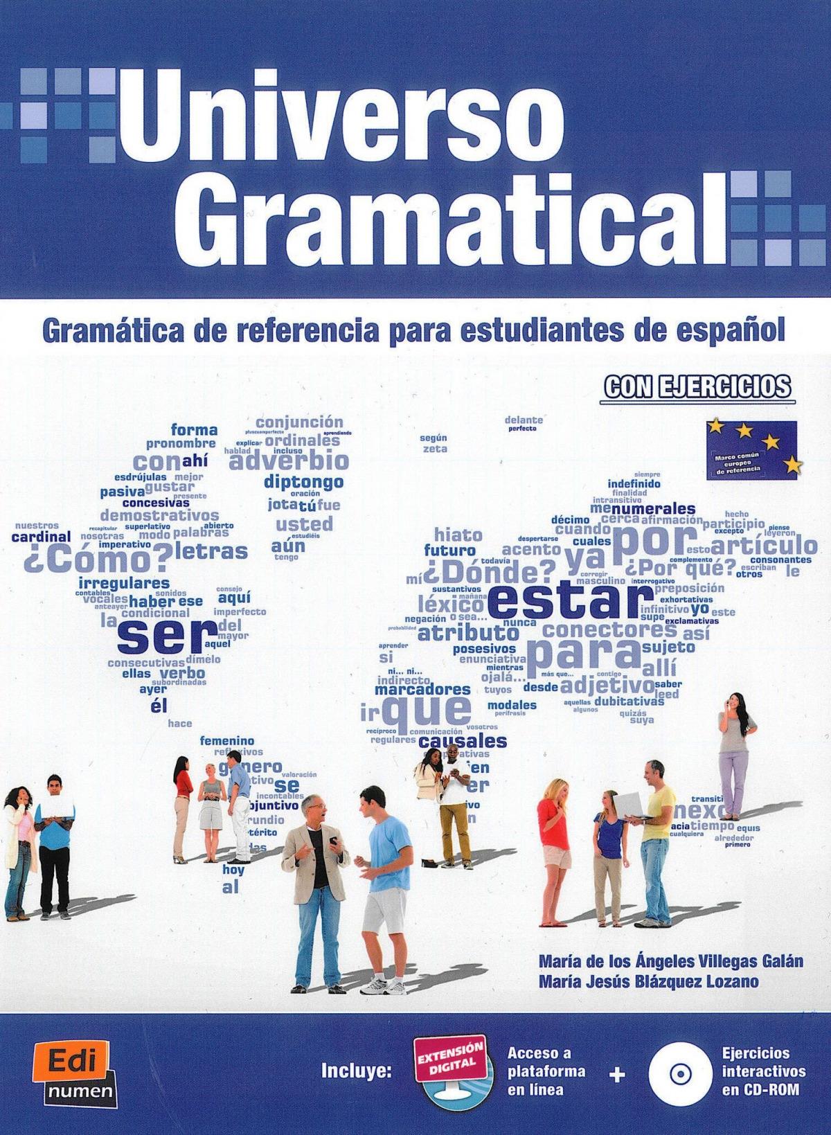 Universo gramatical 9788498484410