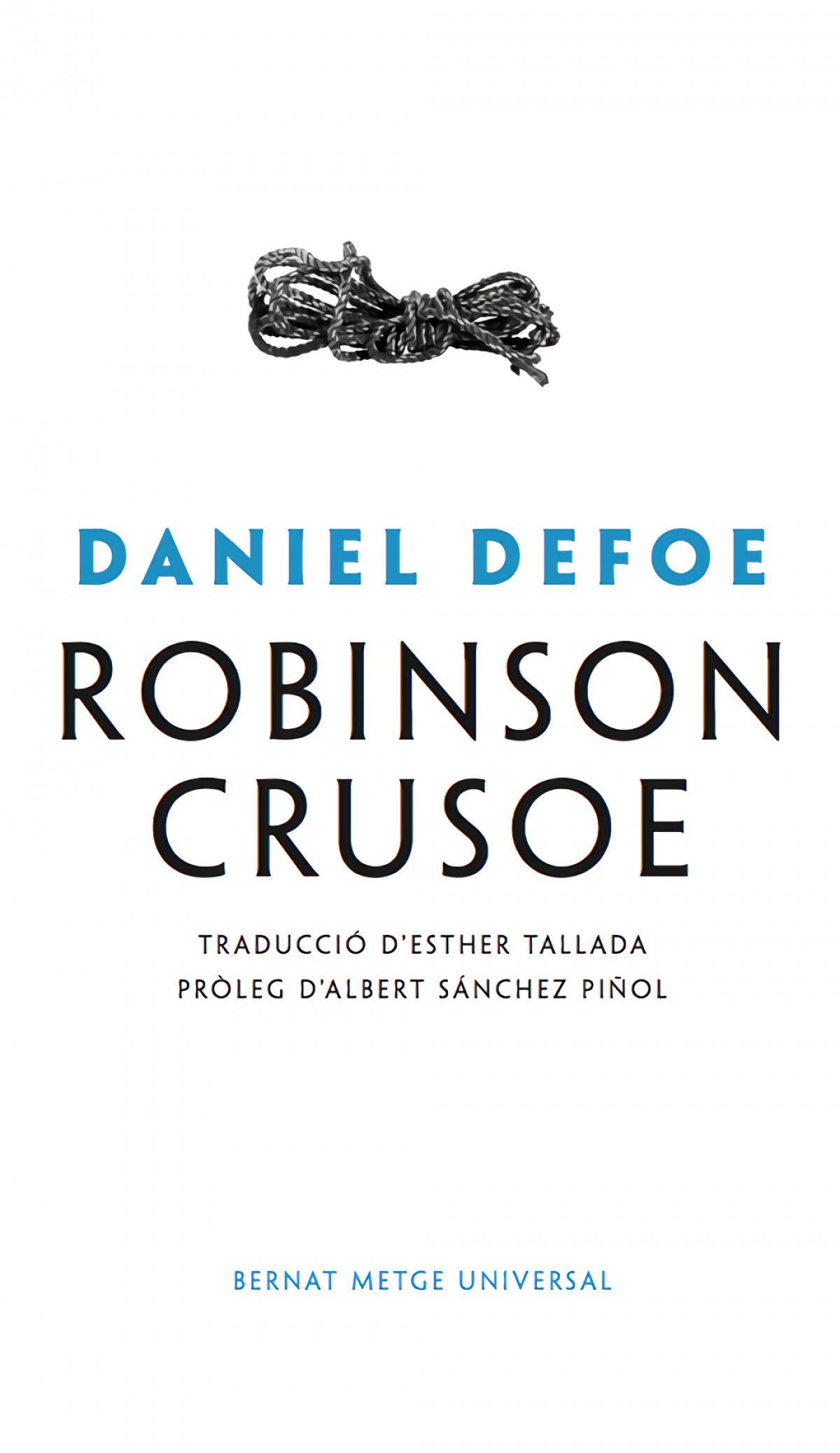 Robinson Crusoe 9788498593464