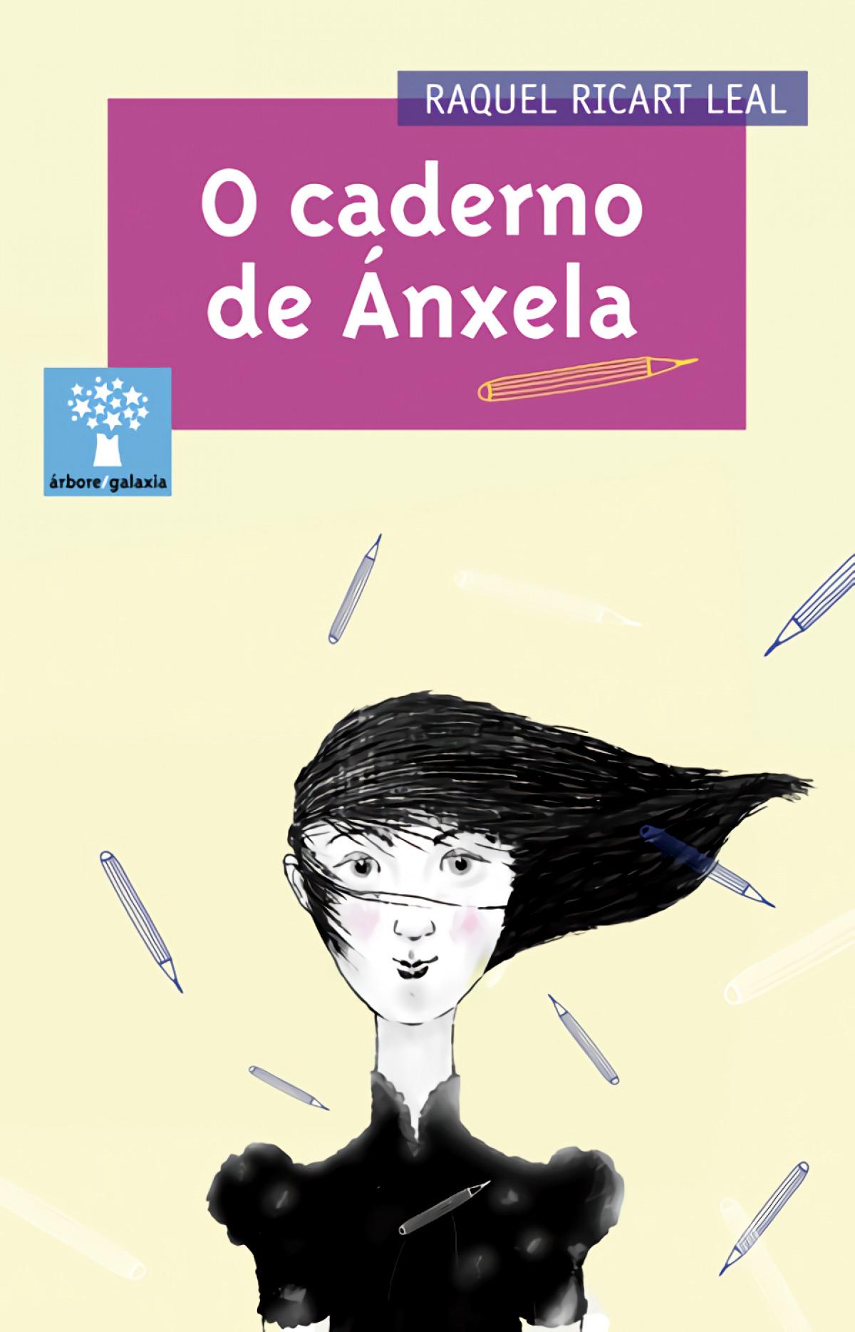 O caderno de Ánxela 9788498654769