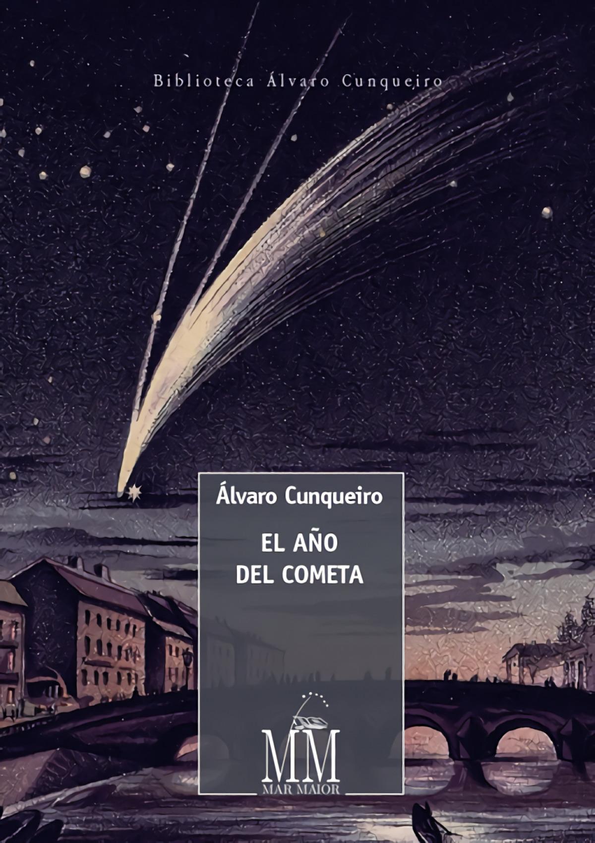 El año del cometa 9788498655490