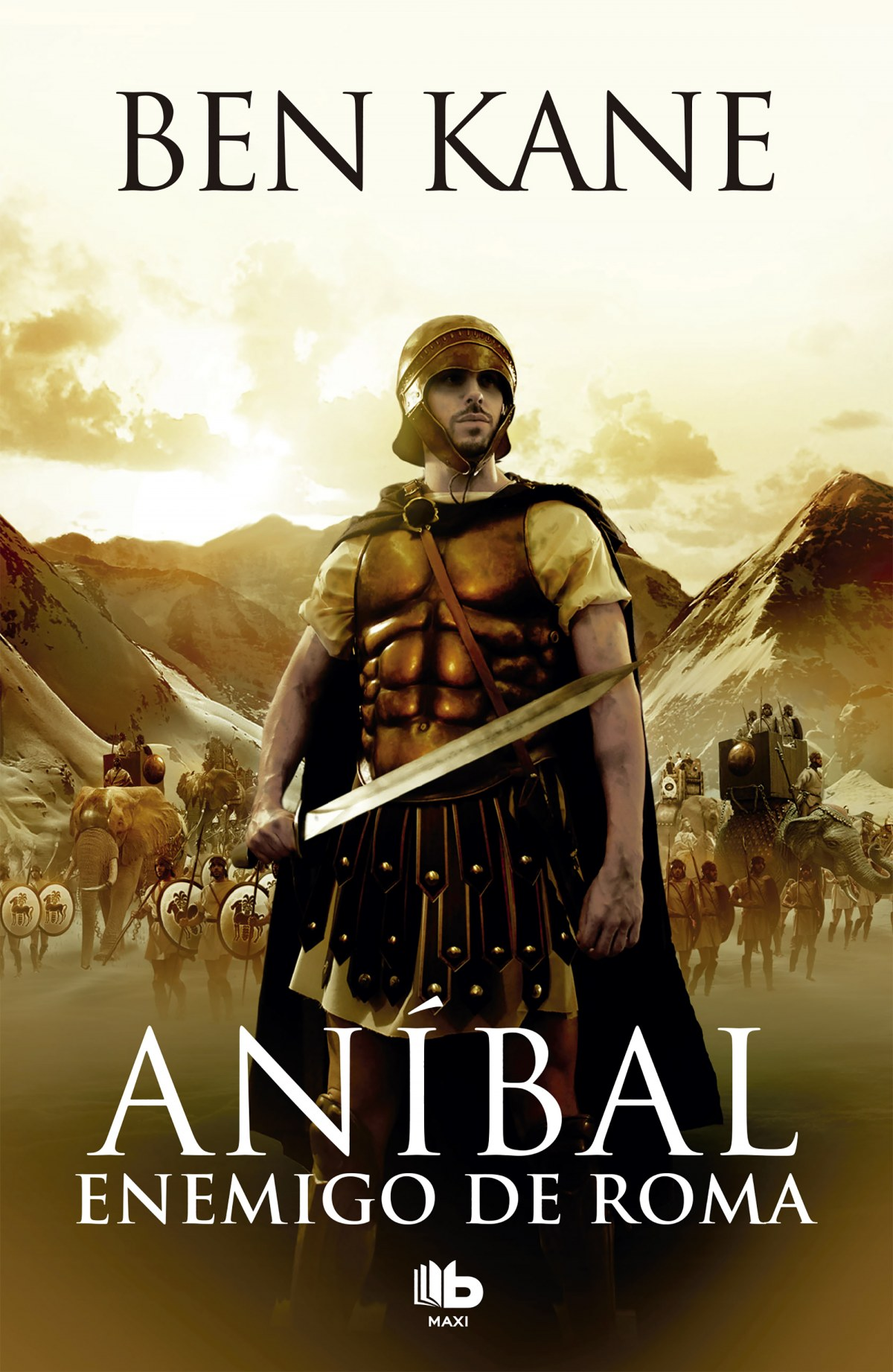 Anibal. Enemigo de Roma (vol.1) 9788498729191