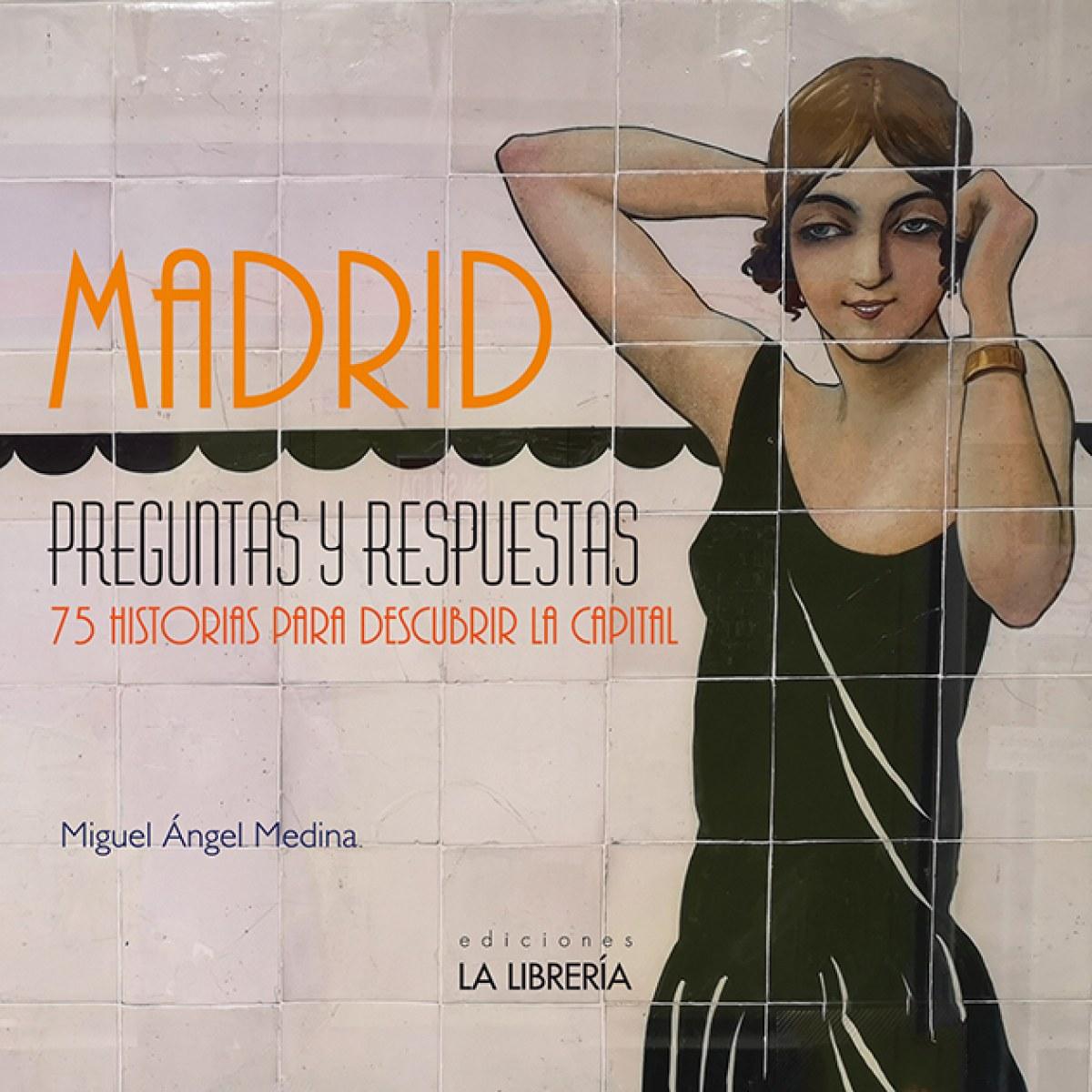 MADRID PREGUNTAS Y RESPUESTAS 9788498734294