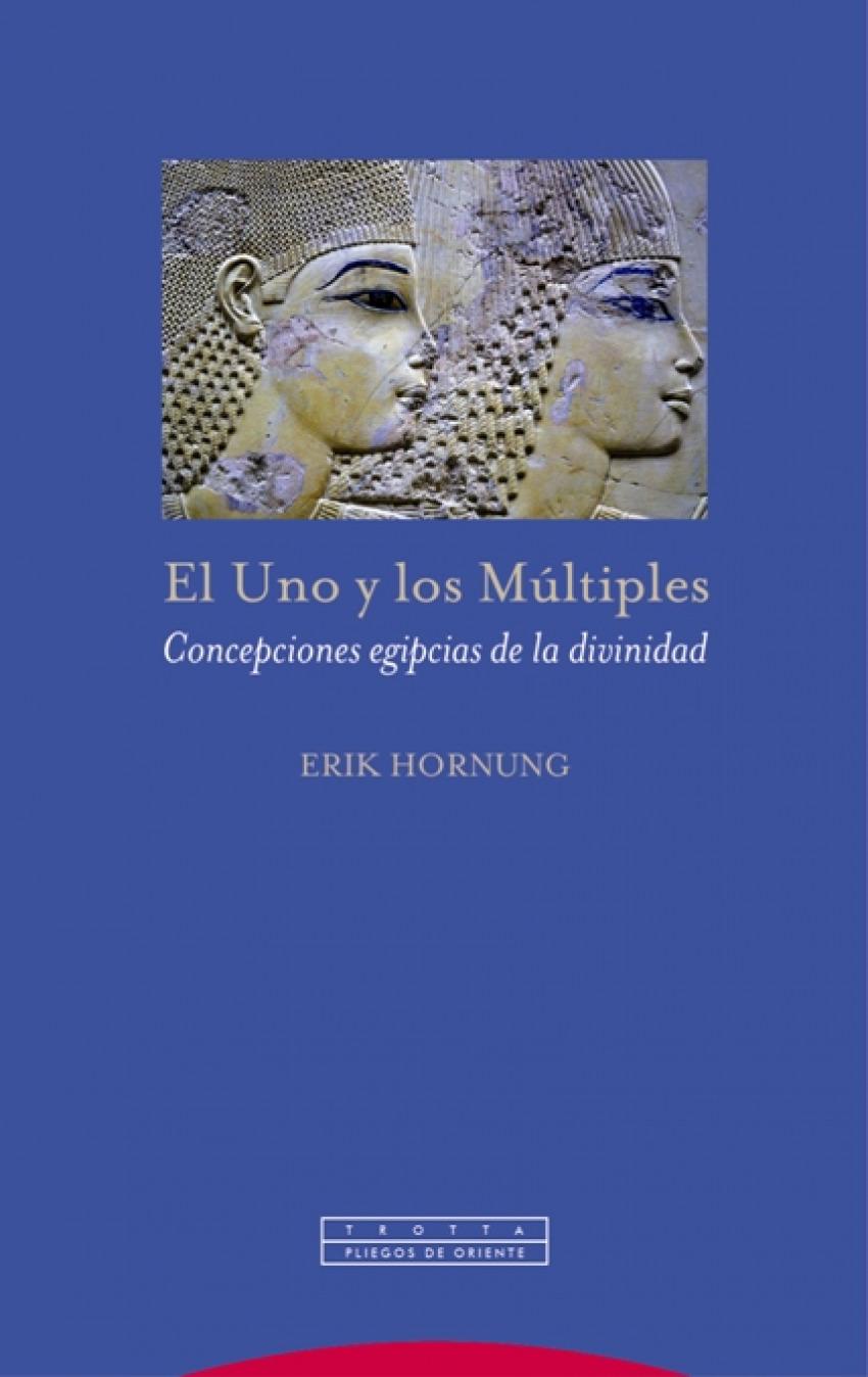 EL UNO Y LOS MúLTIPLES 9788498796636