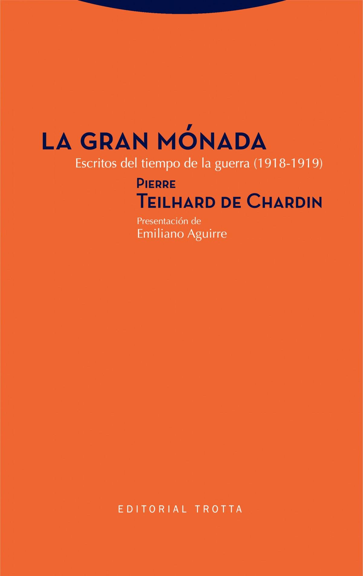 LA GRAN MÓNADA 9788498797503