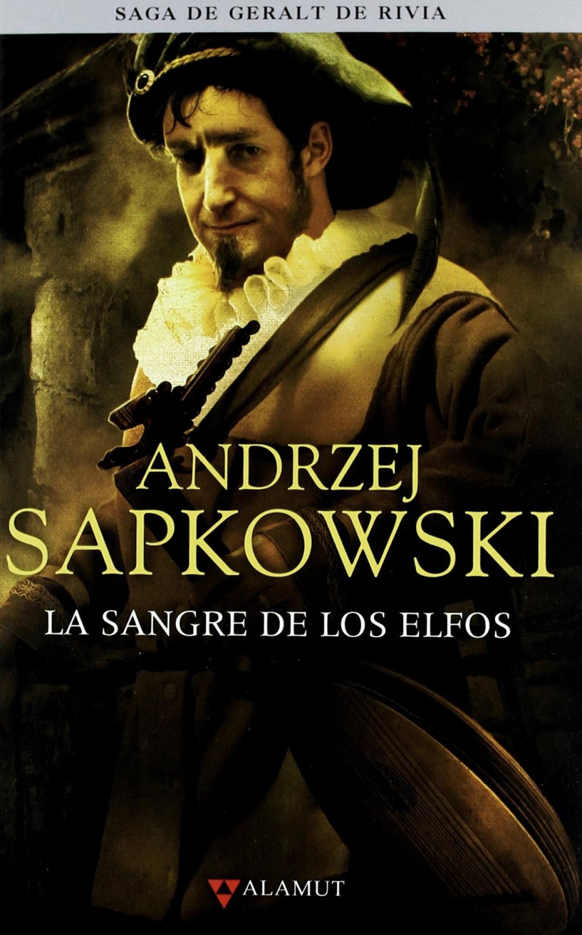 3.SANGRE DE LOS ELFOS.(CARTONE).(SAGA GERALT RIVIA) 9788498890457