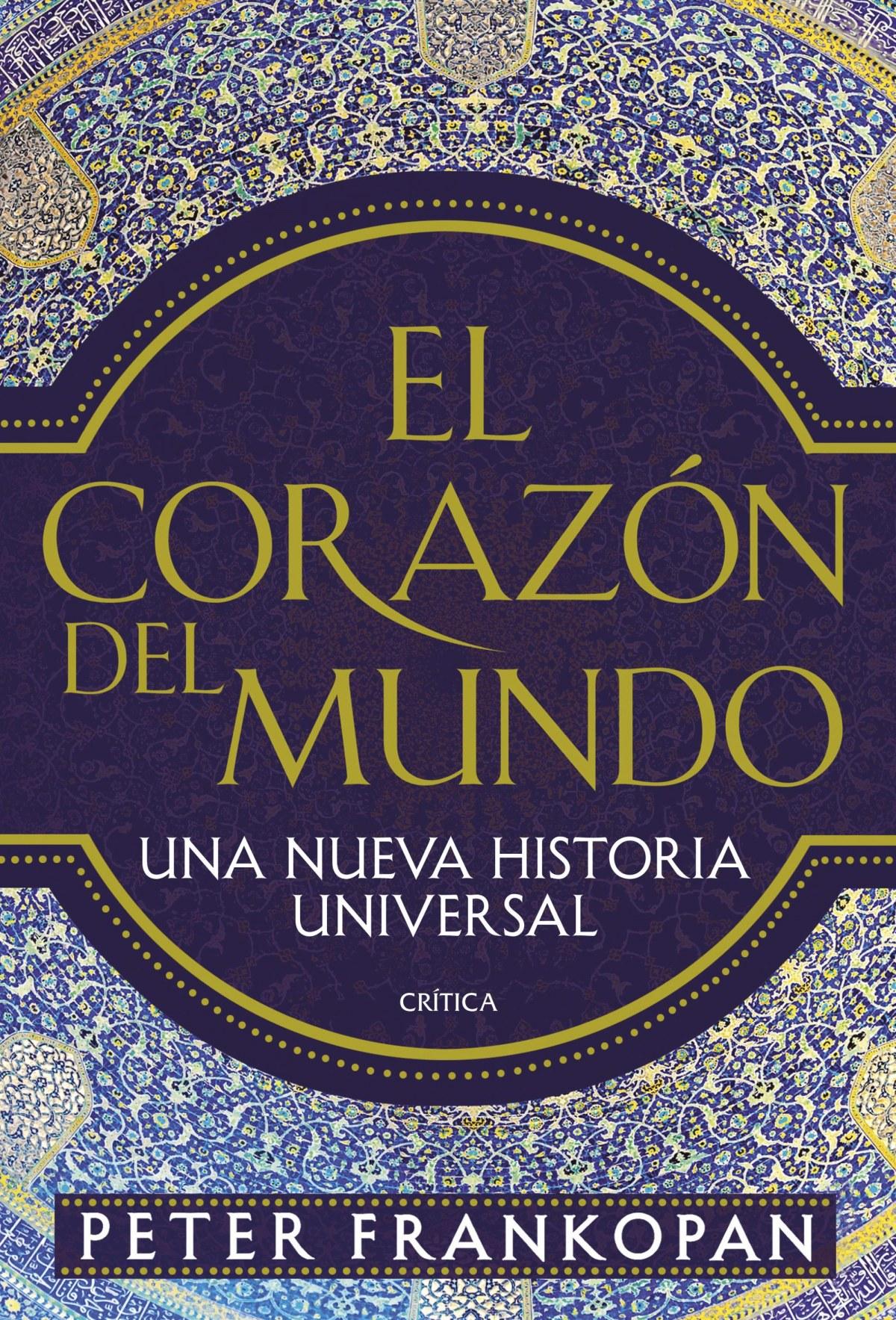 EL CORAZÓN DEL MUNDO 9788498929867