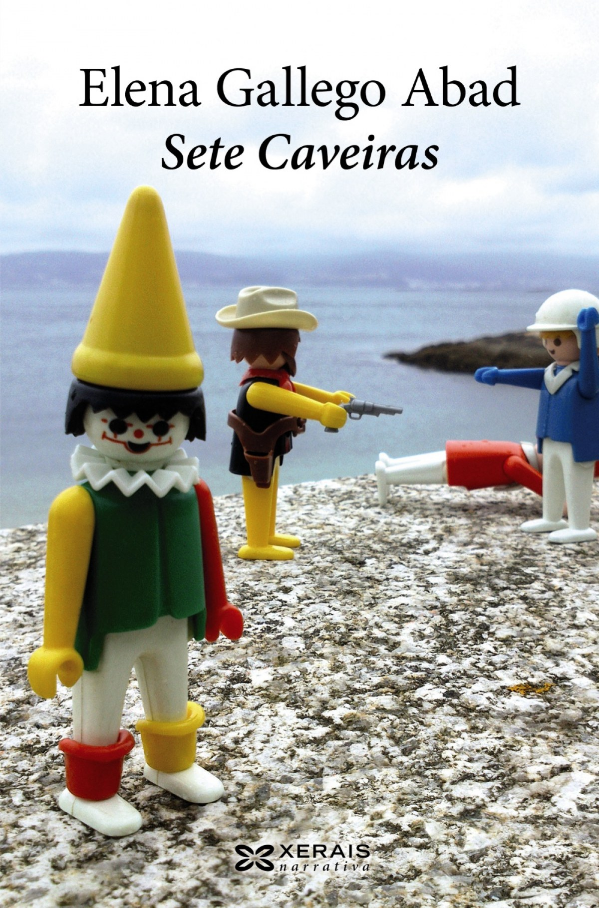 Sete caveiras 9788499145693