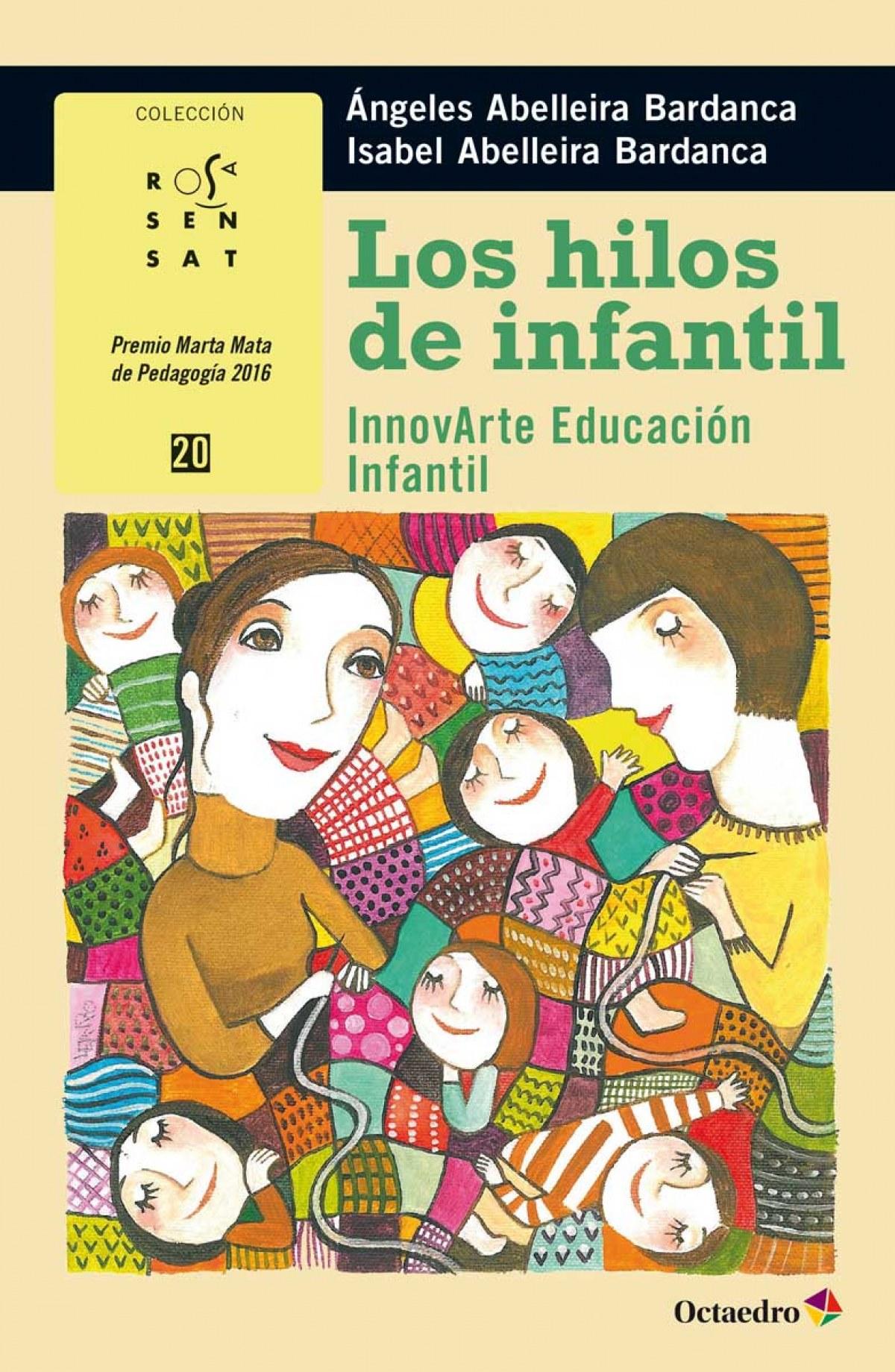 LOS HILOS DE INFANTIL 9788499219745