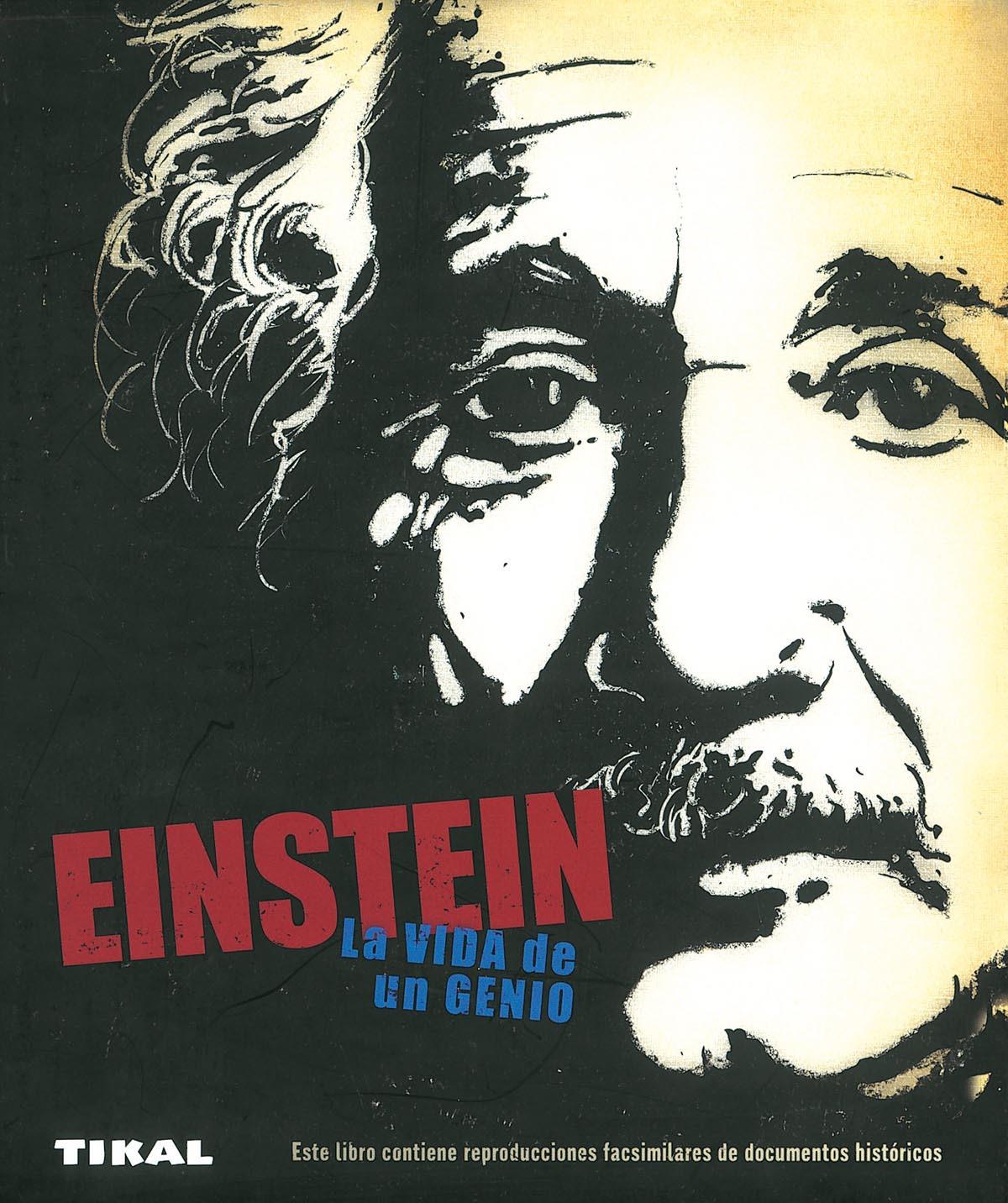 Einstein, la vida de un genio 9788499280707