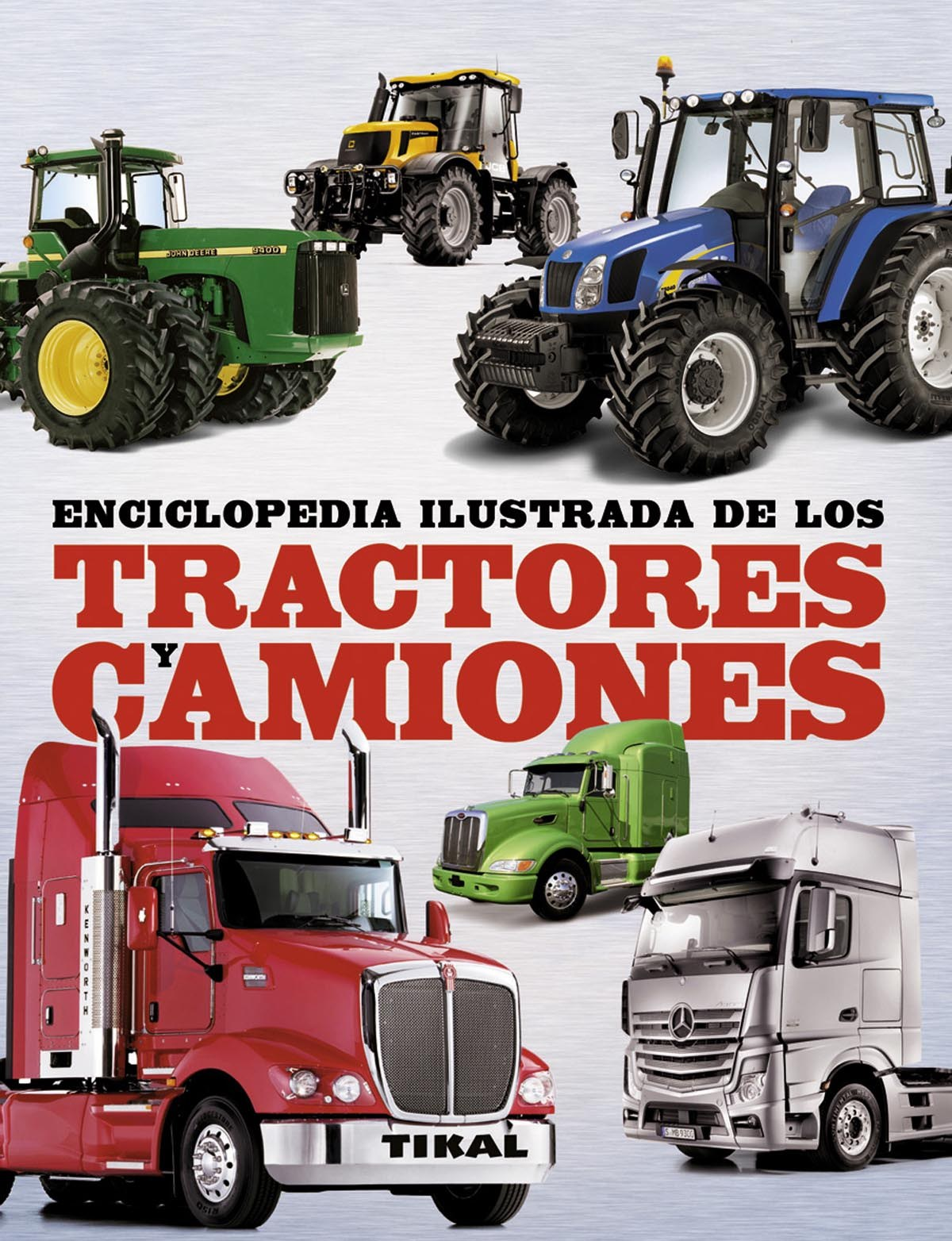 Tractores y camiones 9788499281872