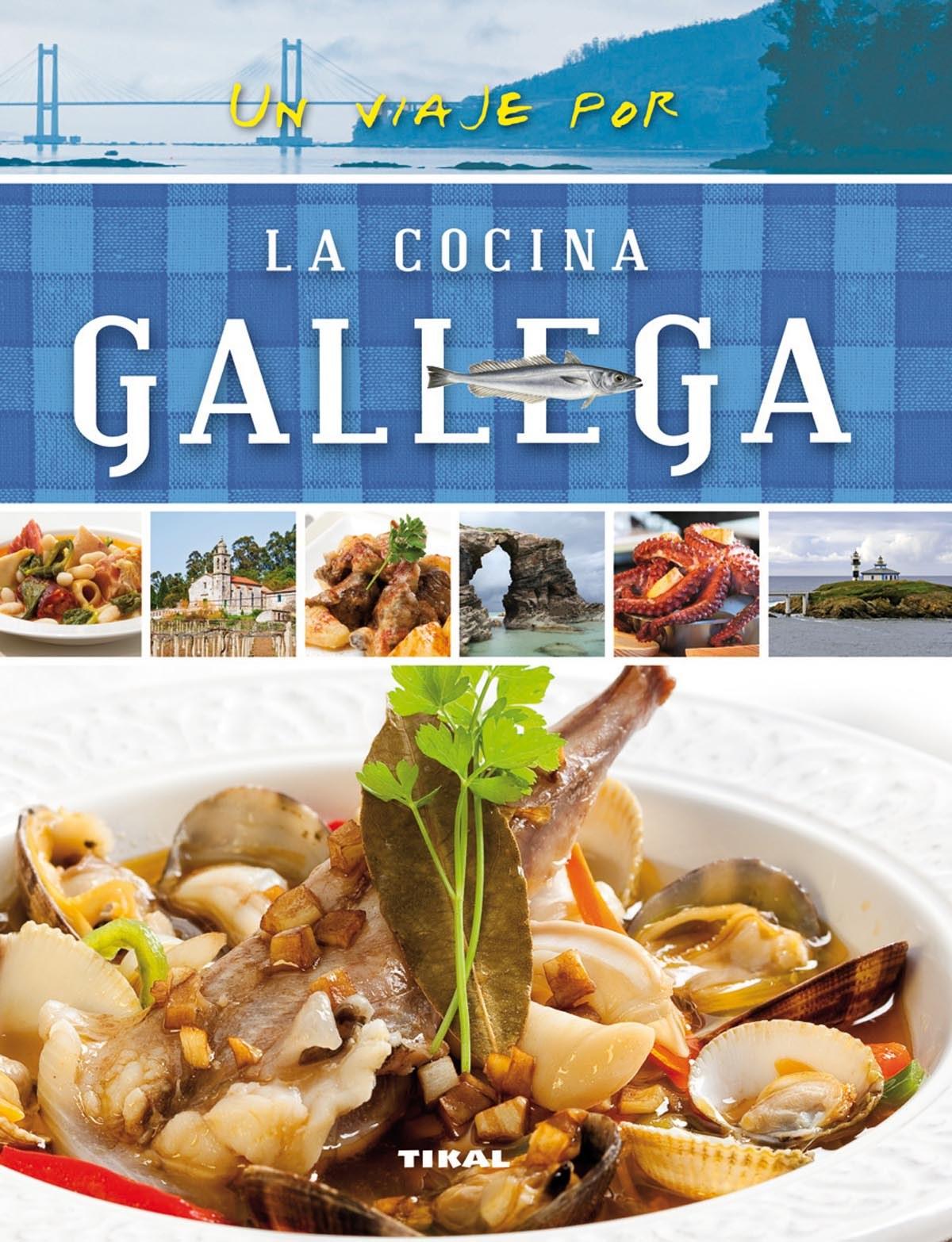 Un viaje por la cocina gallega 9788499282473