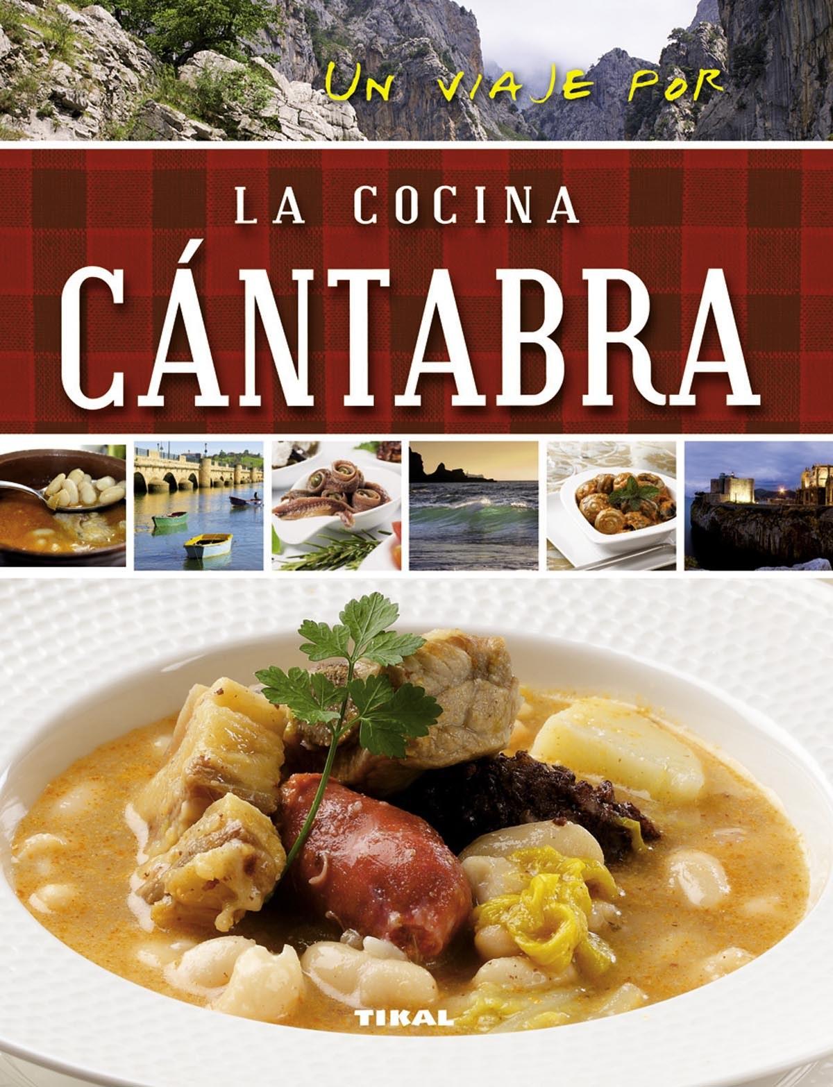 La cocina cantabra 9788499282718