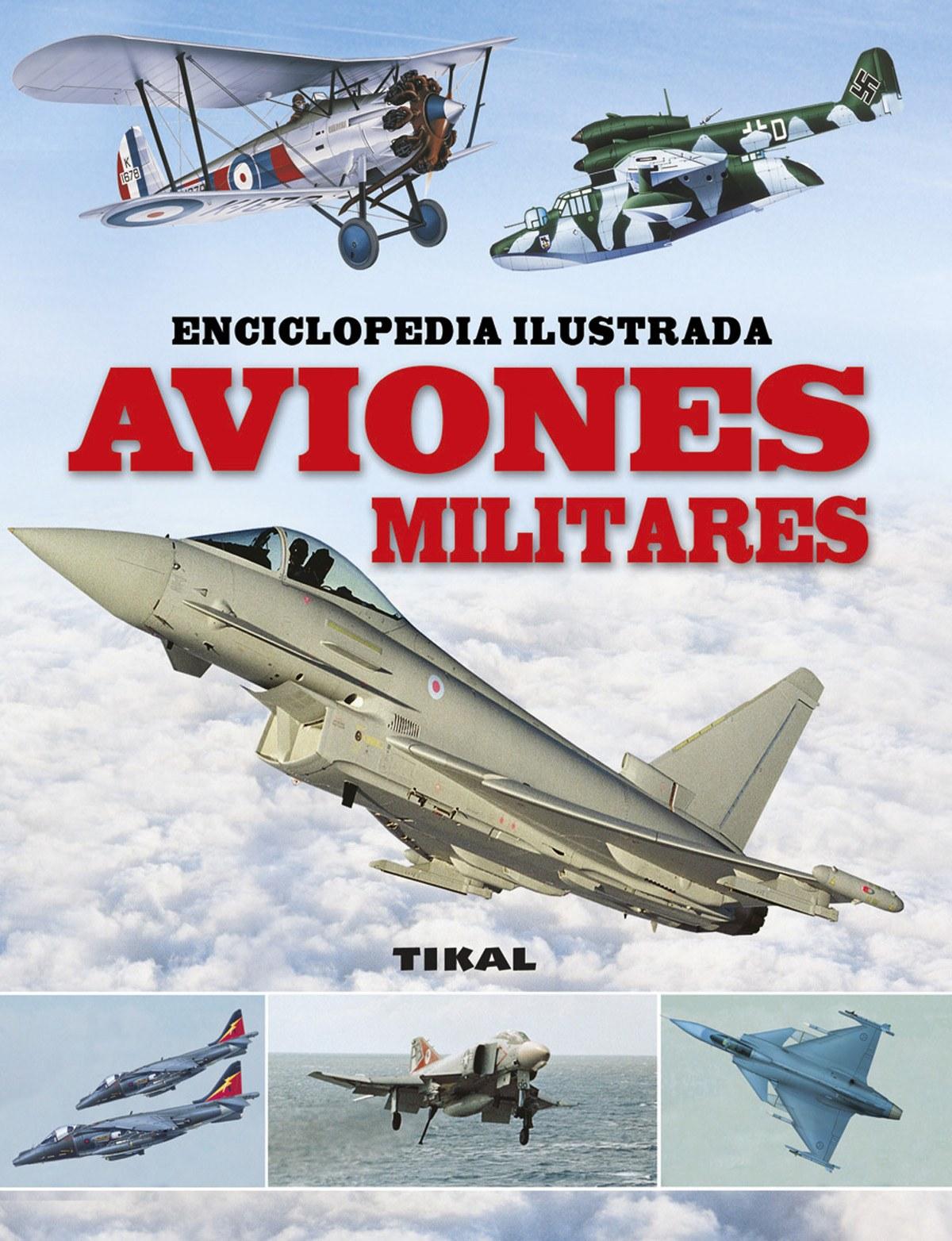 Aviones militares 9788499284262