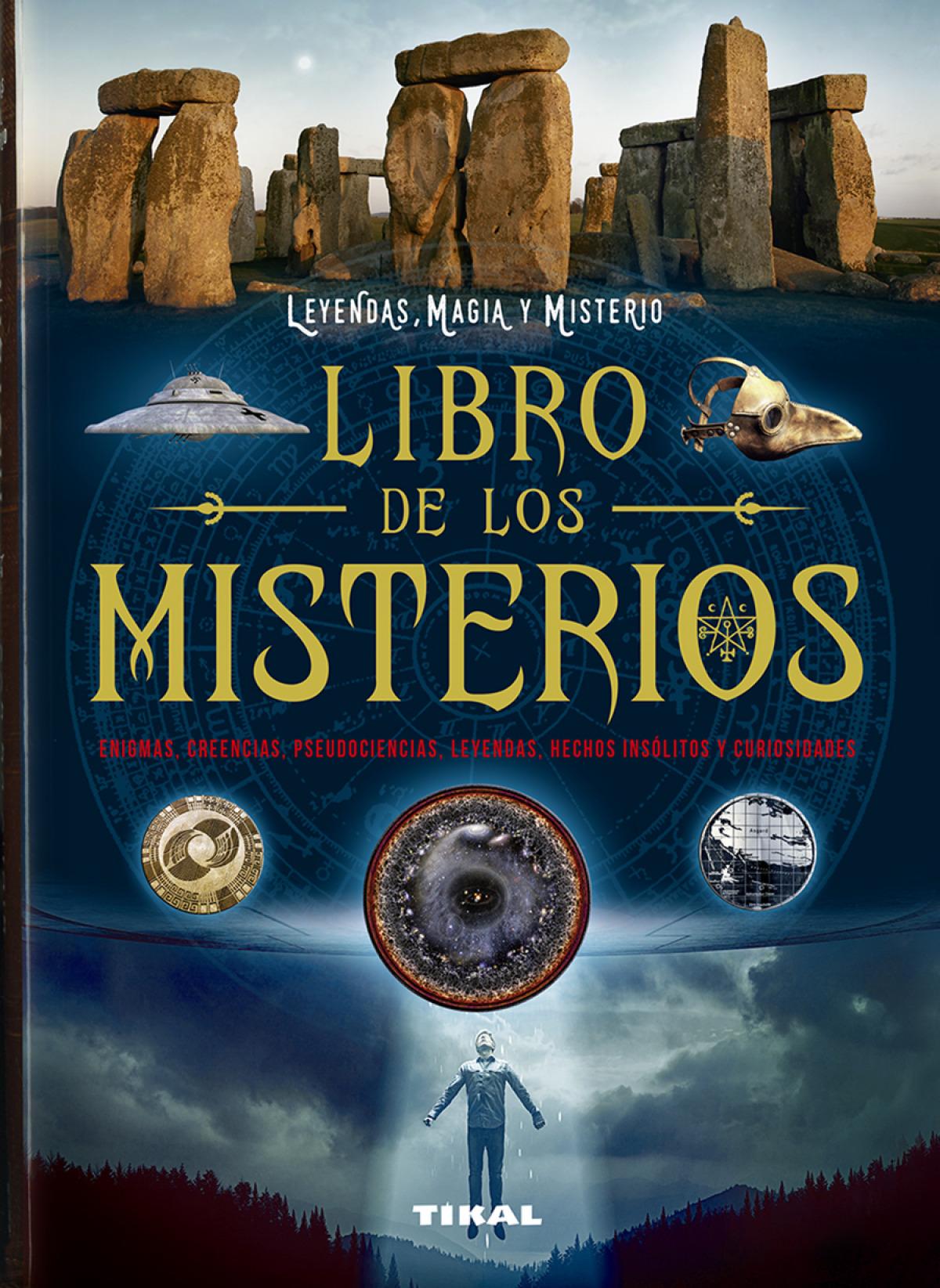 LIBROS DE LOS MISTERIOS 9788499284699