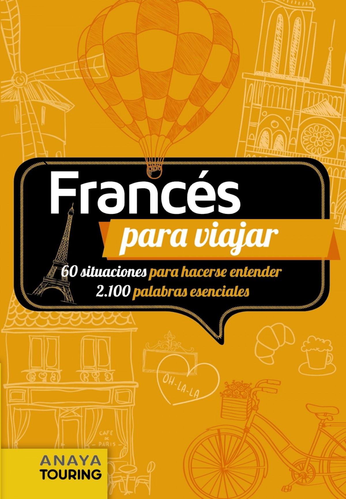 Francés para viajar 9788499358666