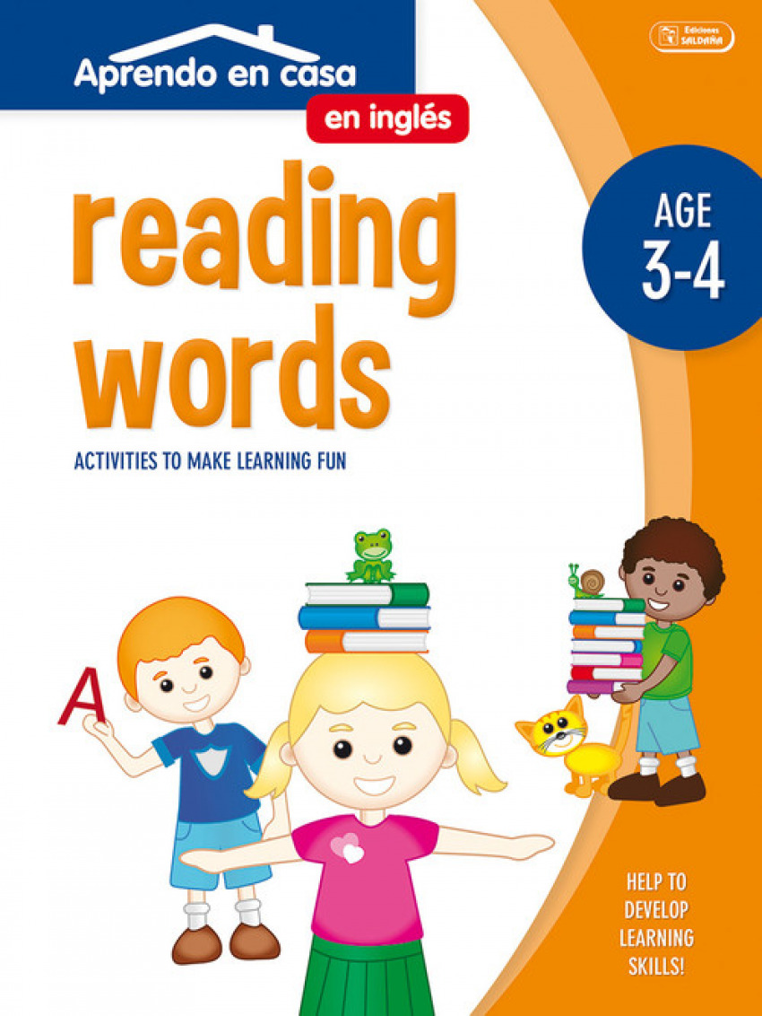 READING WORDS.(3-4 AÑOS)