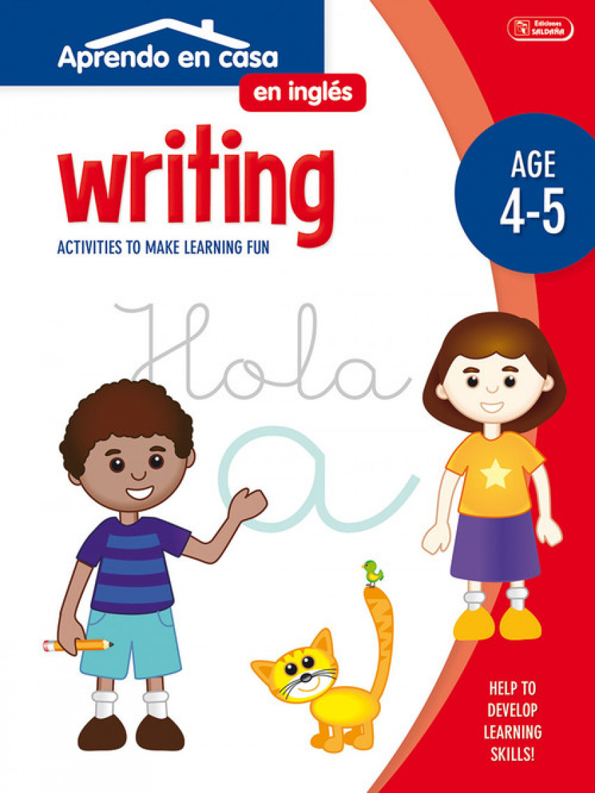 WRITING.(4-5 AÑOS)