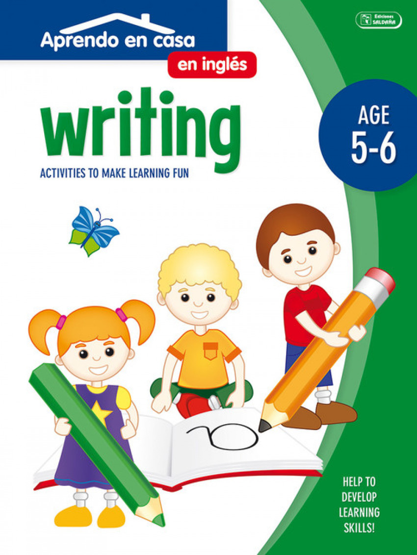 WRITING.(5-6 AÑOS)