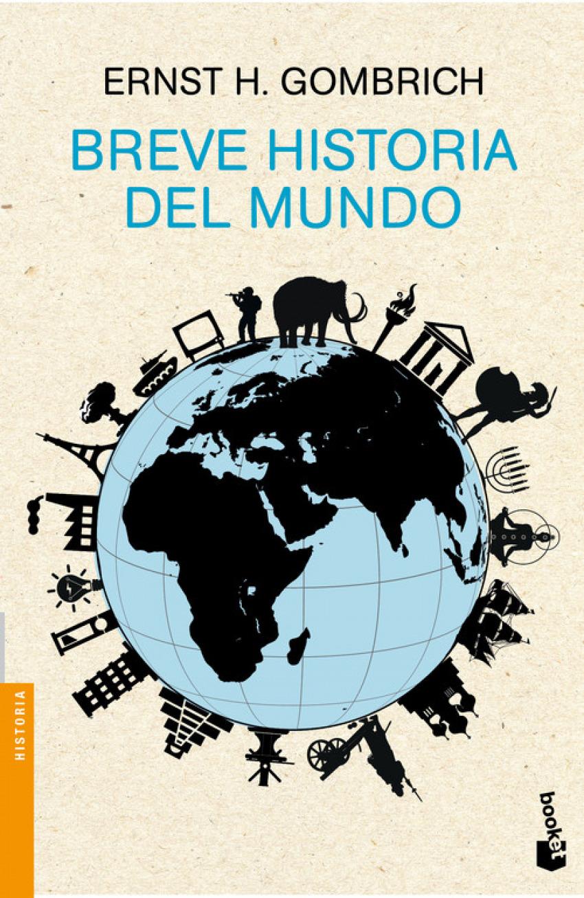 Breve historia del mundo 9788499423470