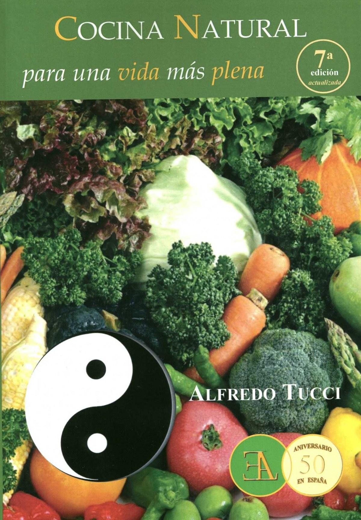 Cocina natural para una vida más plena 9788499501369