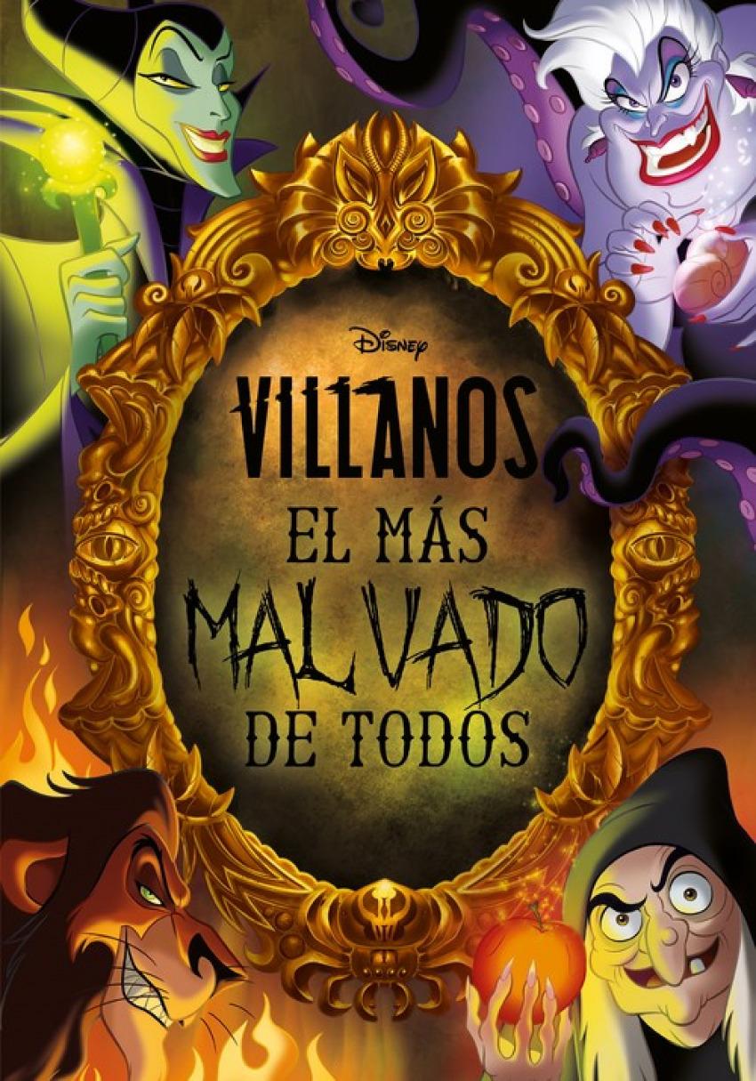 VILLANOS EL MAS MALVADO DE TODOS 9788499519258