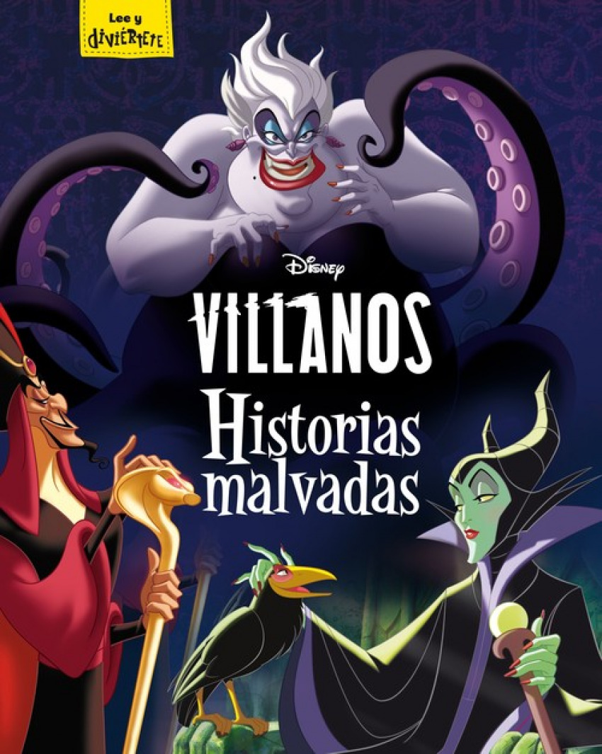 VILLANOS HISTORIAS MALVADAS 9788499519265