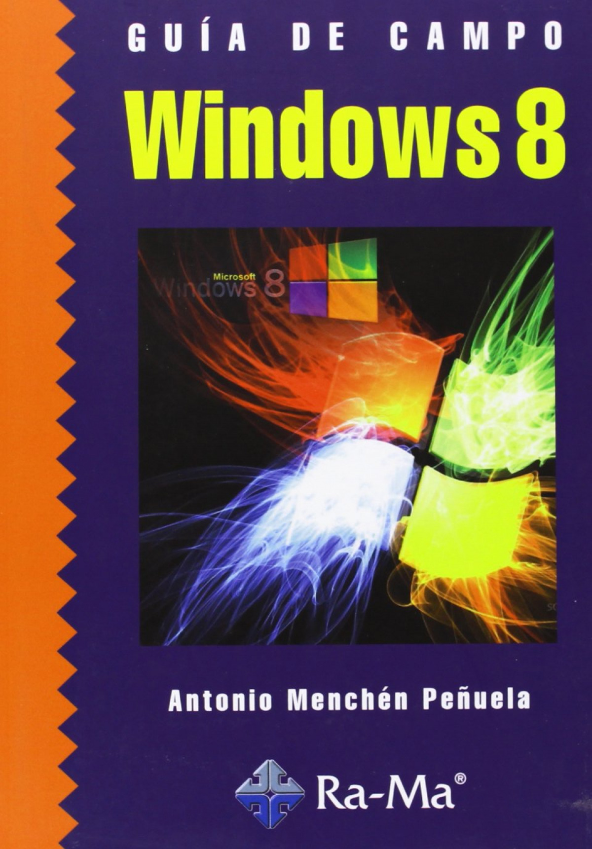 WINDOWS 8.(GUIA DE CAMPO) 9788499642222