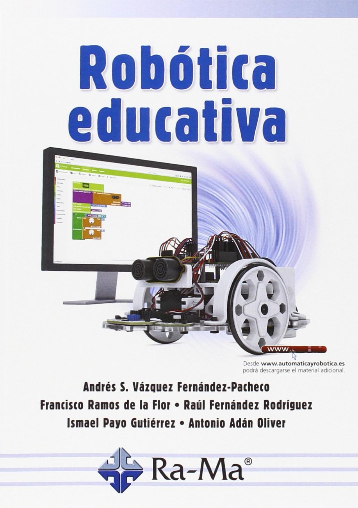 ROBOTICA EDUCATIVA 9788499645506