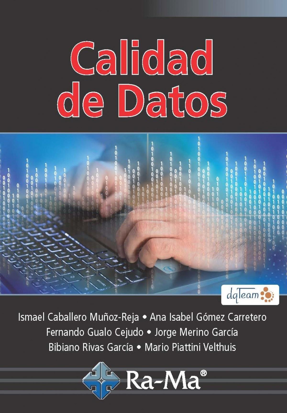 CALIDAD DE DATOS 9788499647500
