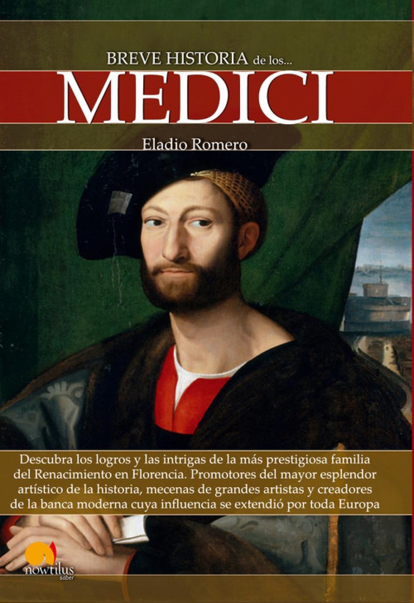 Breve historia de los medici 9788499676746