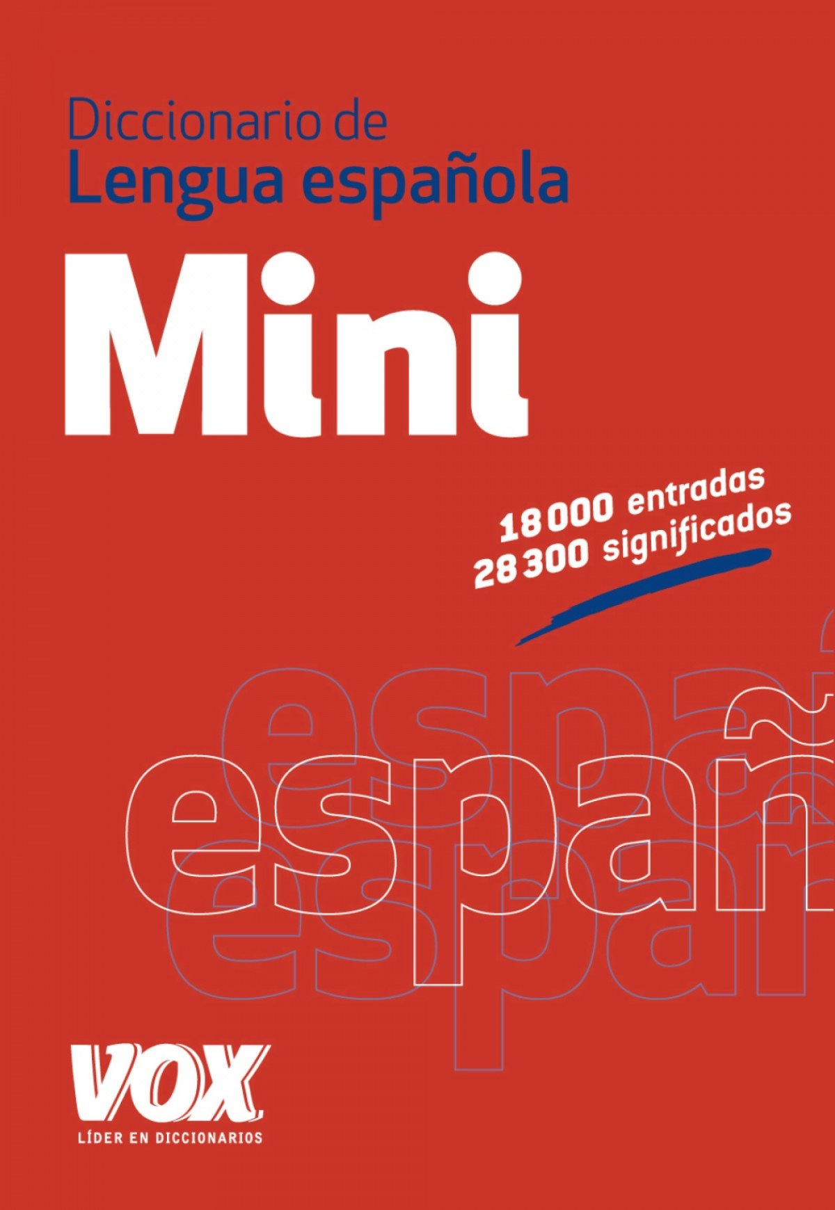 Diccionario mini de la Lengua Española 9788499741666