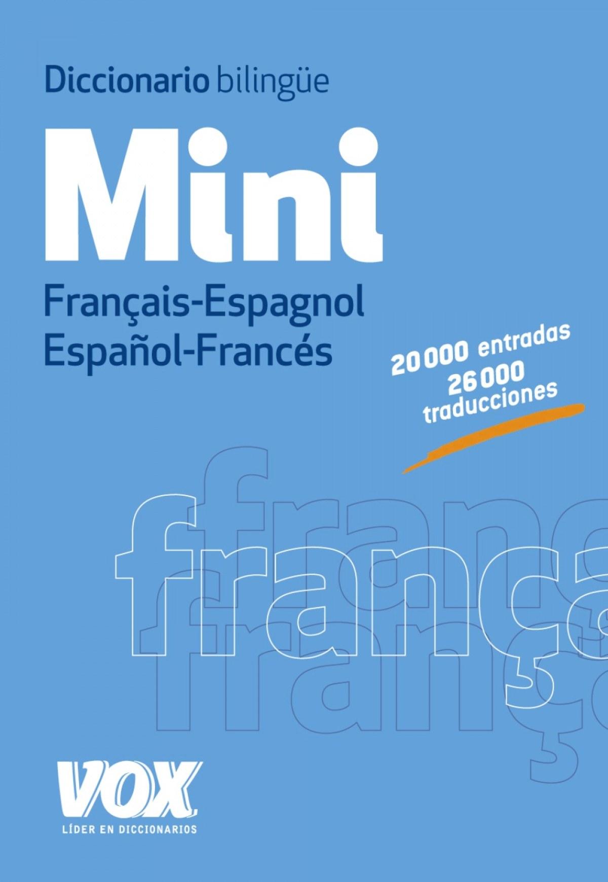 Diccionario mini FranÇais-Espagnol 9788499741680