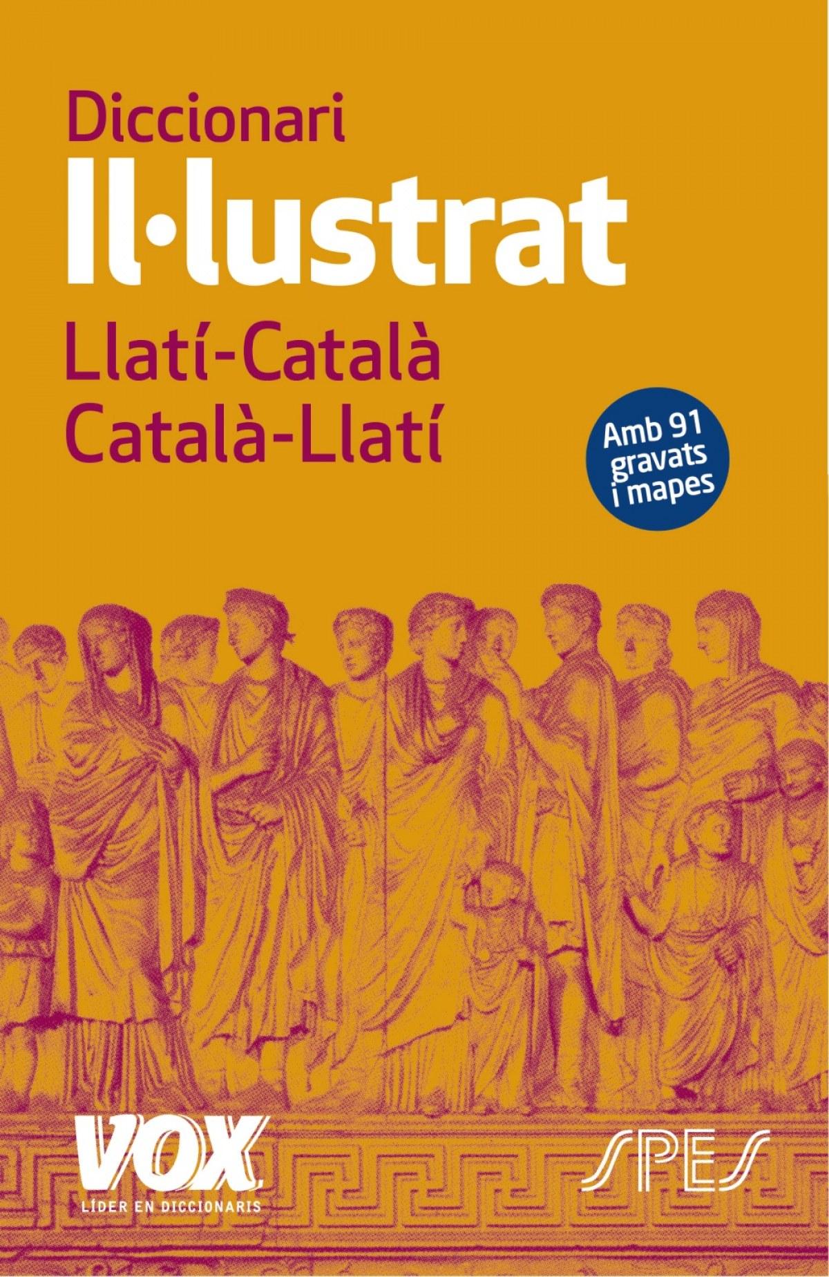 DICCIONARI IL·LUSTRAT LLATÍ-CATALÁ-CATALÁ-LLATÍ 9788499742342
