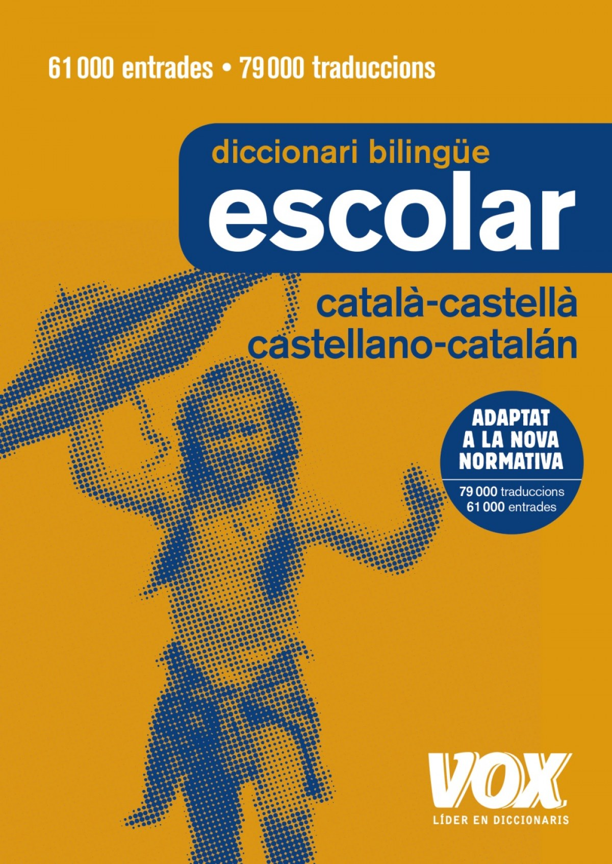 DICCIONARIO ESCOLAR CATALAN-ESPAñOL 9788499742724