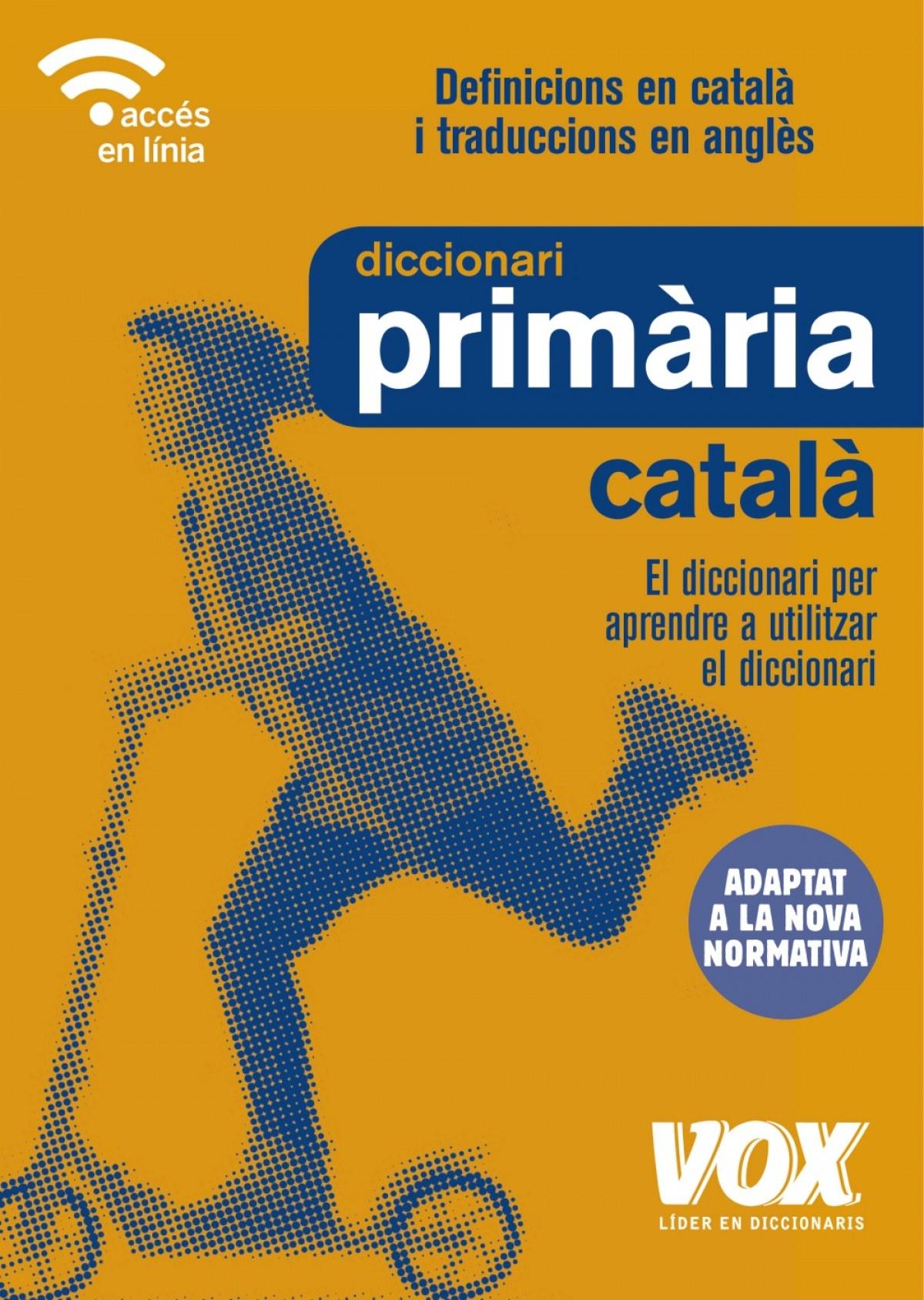 DICCIONARI DE PRIMÀRIA 9788499742755