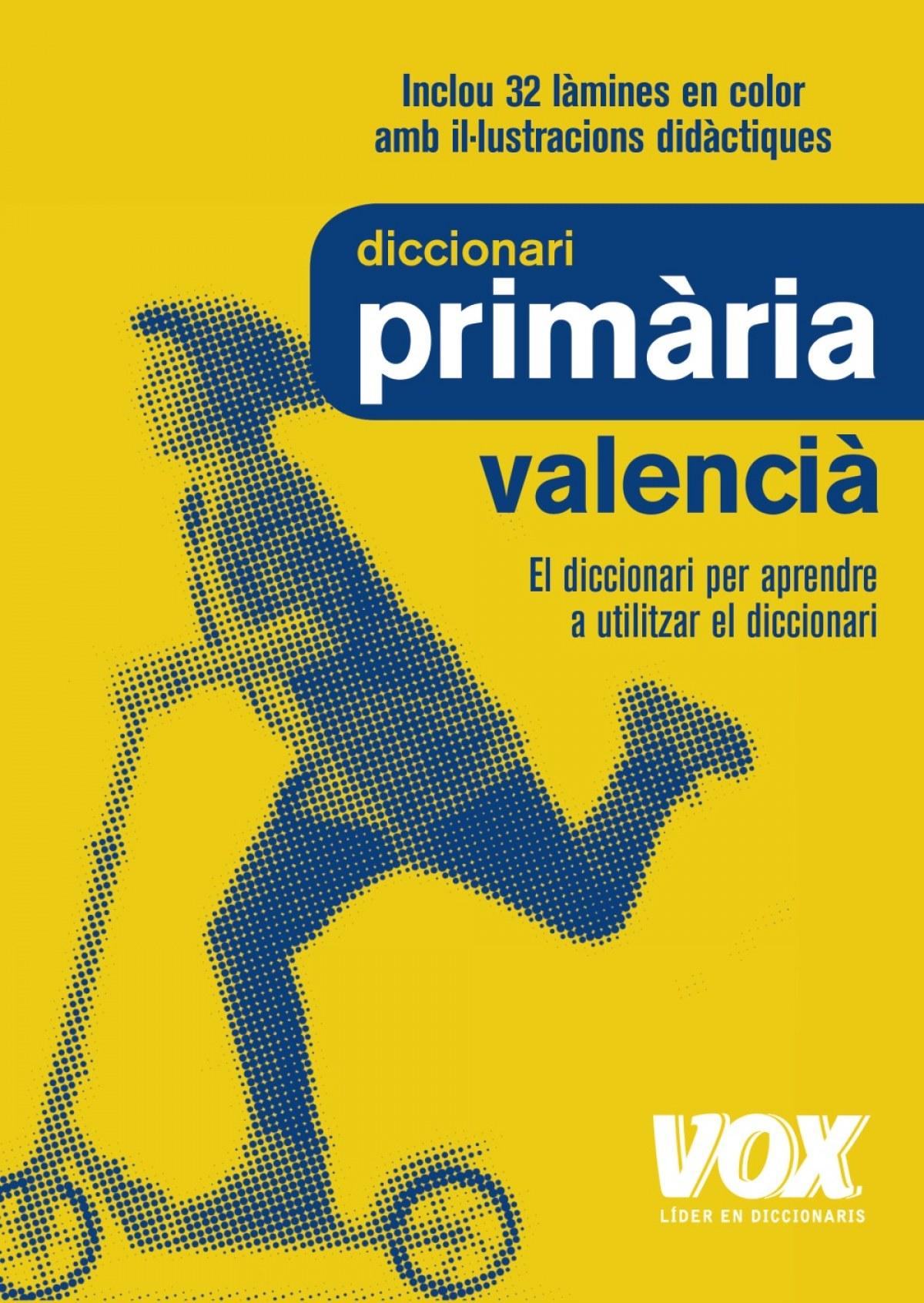 DICCIONARI PRIMÀRIA VALENCIÀ 9788499742762