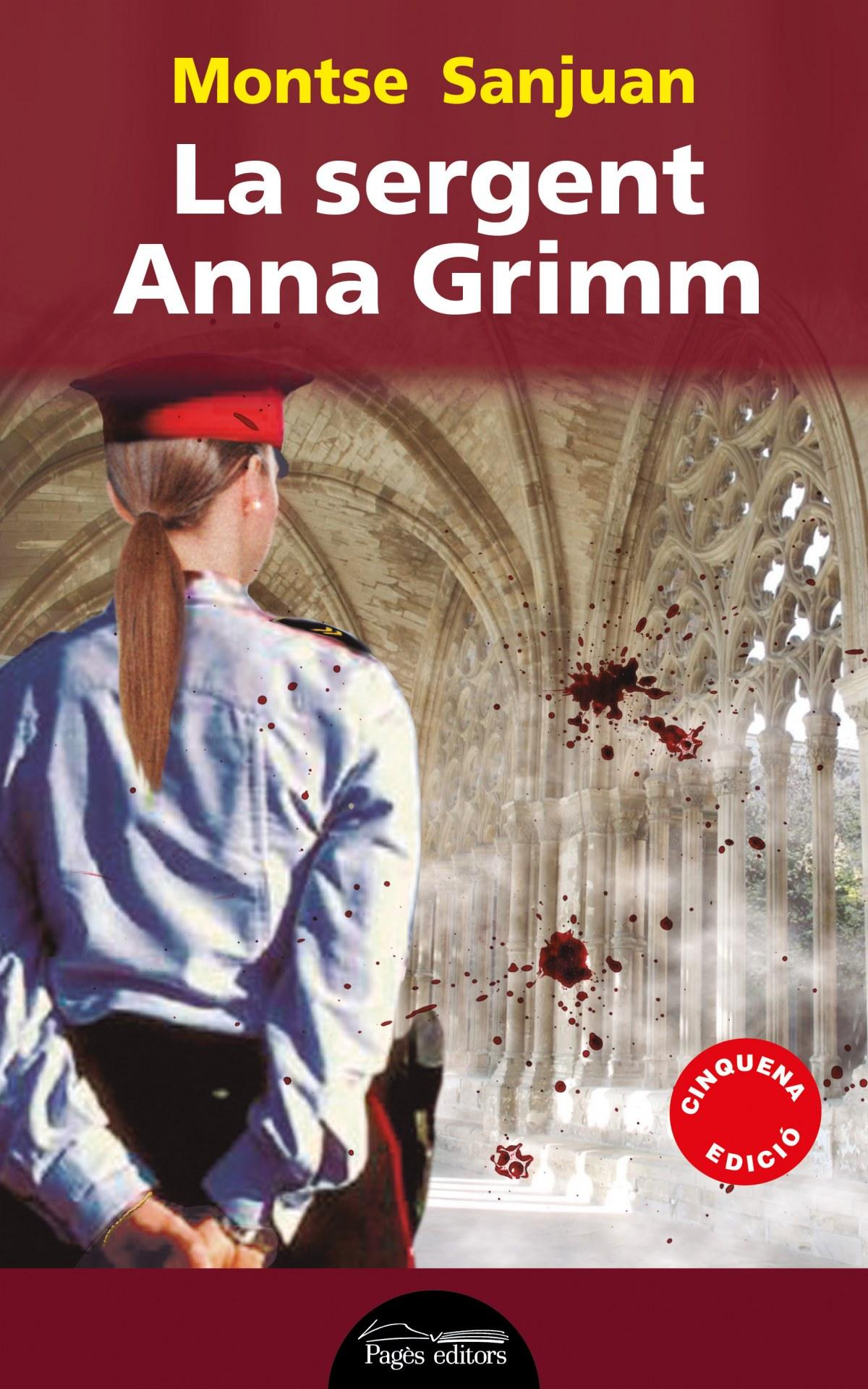 La sergent Anna Grimm 9788499754734