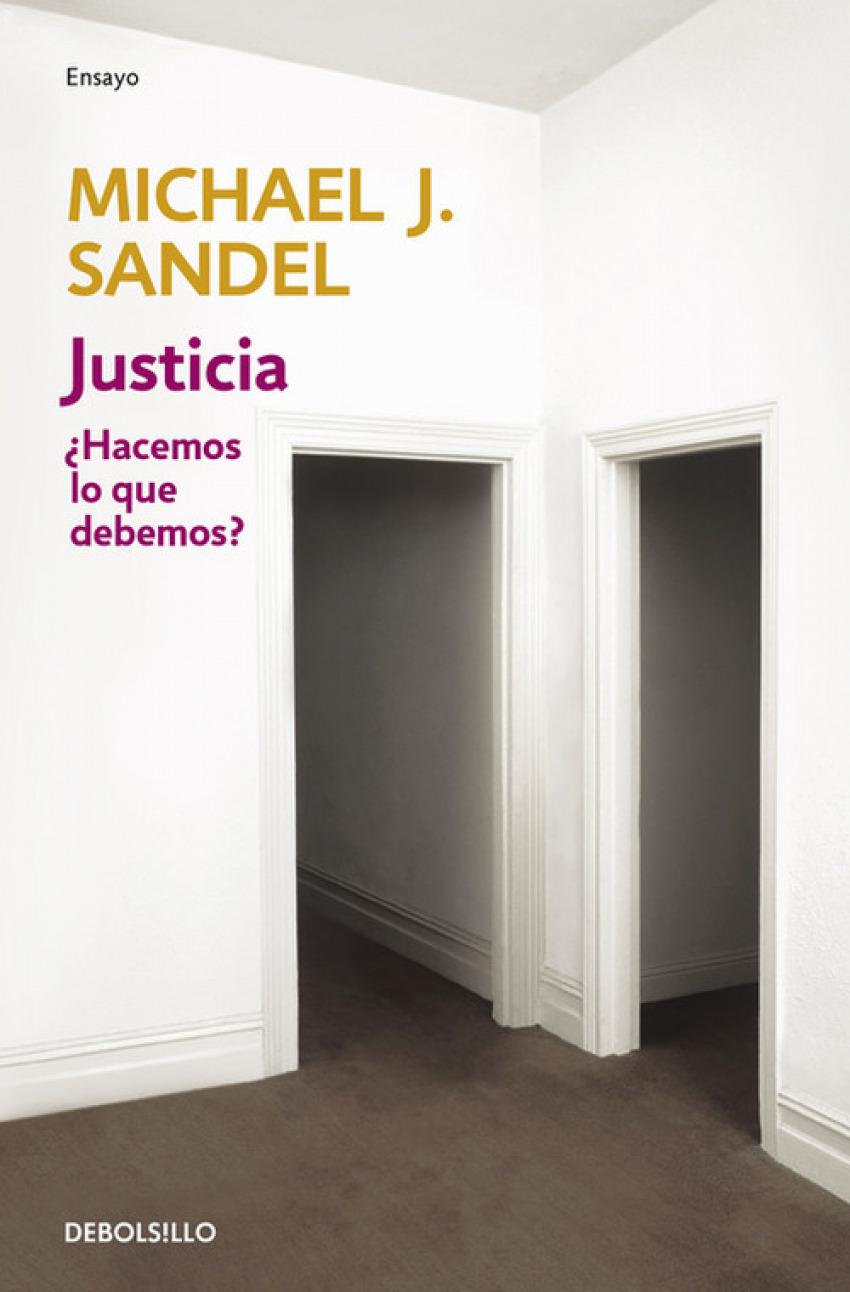 Justicia 9788499894140