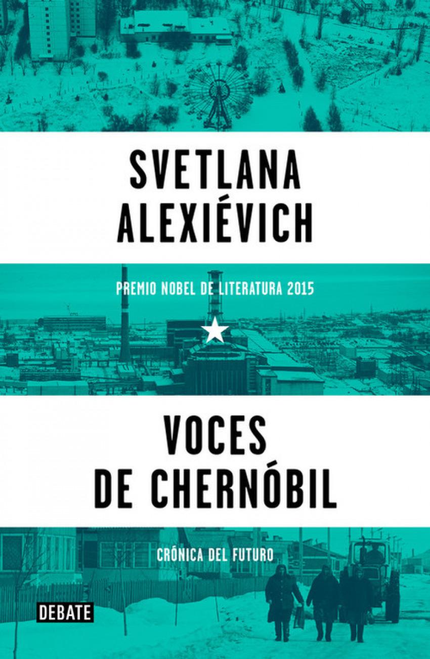 Voces de Chernóbil 9788499926261