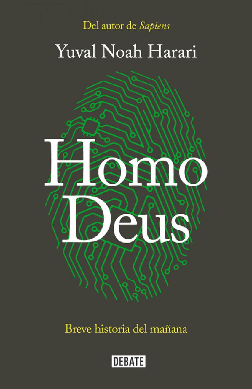 HOMO DEUS 9788499928081