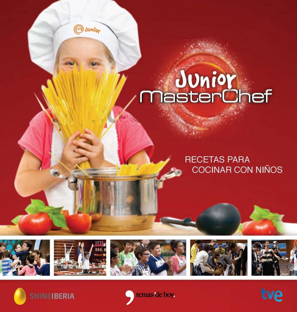 Masterchef junior 9788499984438
