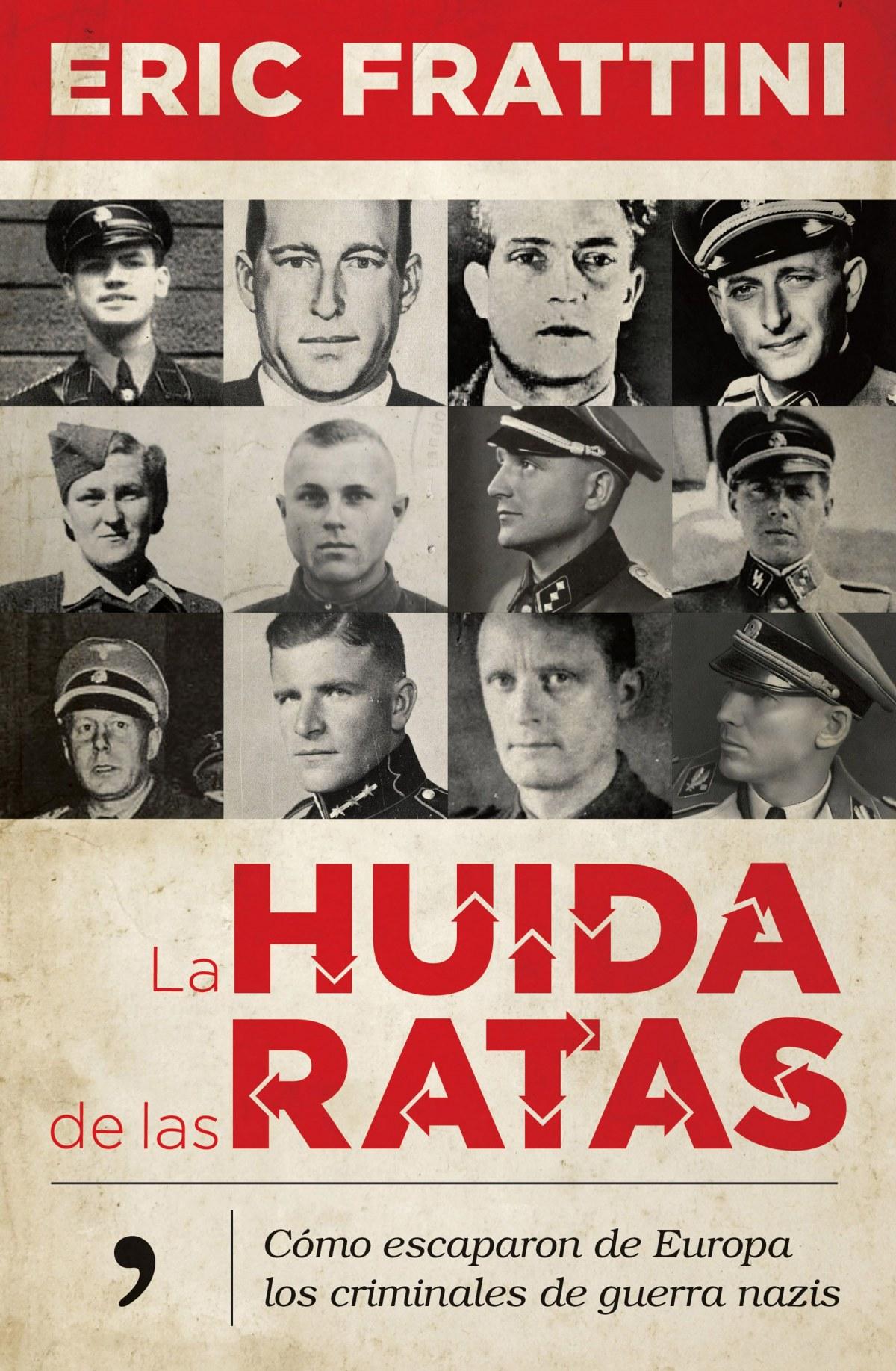 LA HUIDA DE LAS RATAS 9788499986678