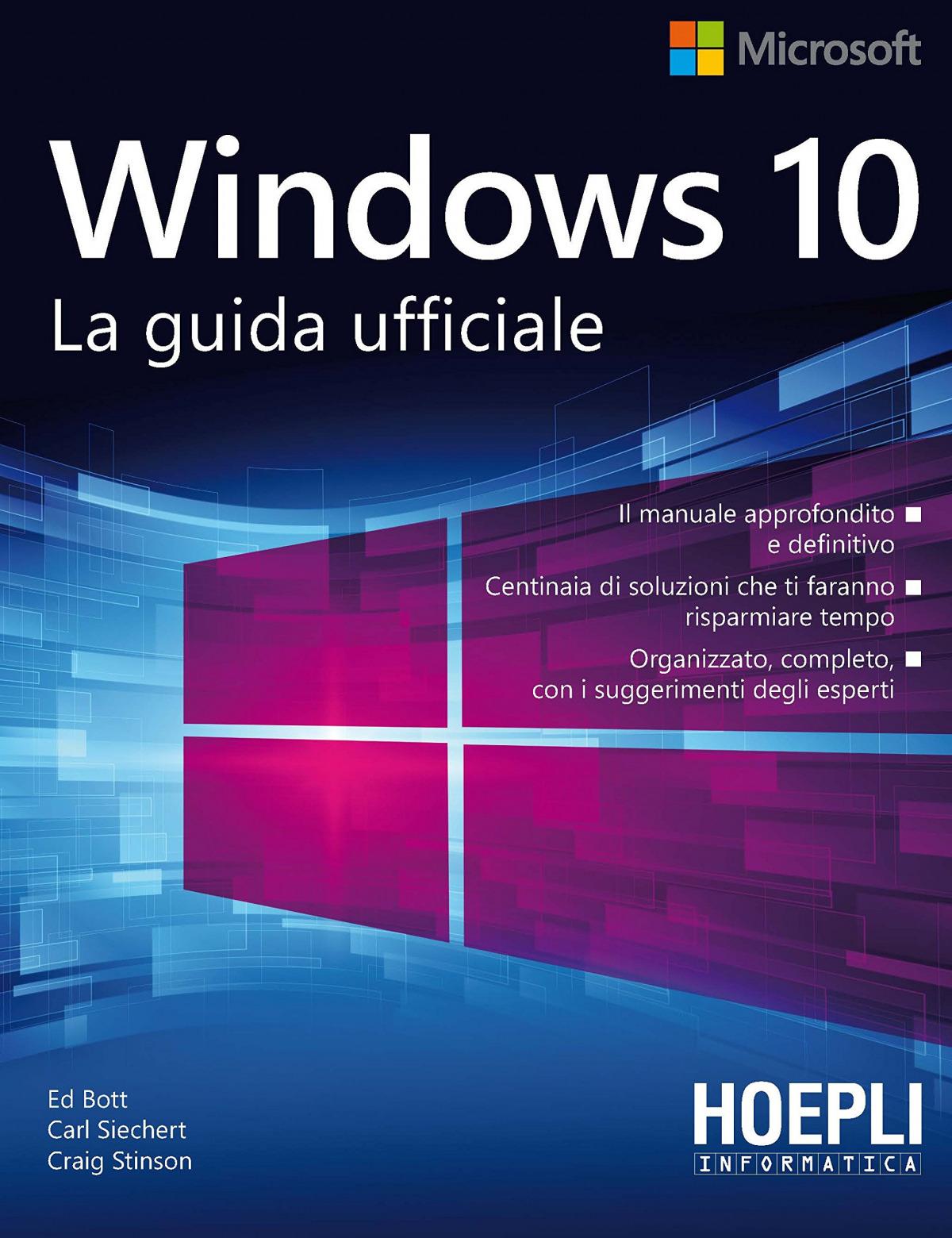 Windows 10 9788820374723