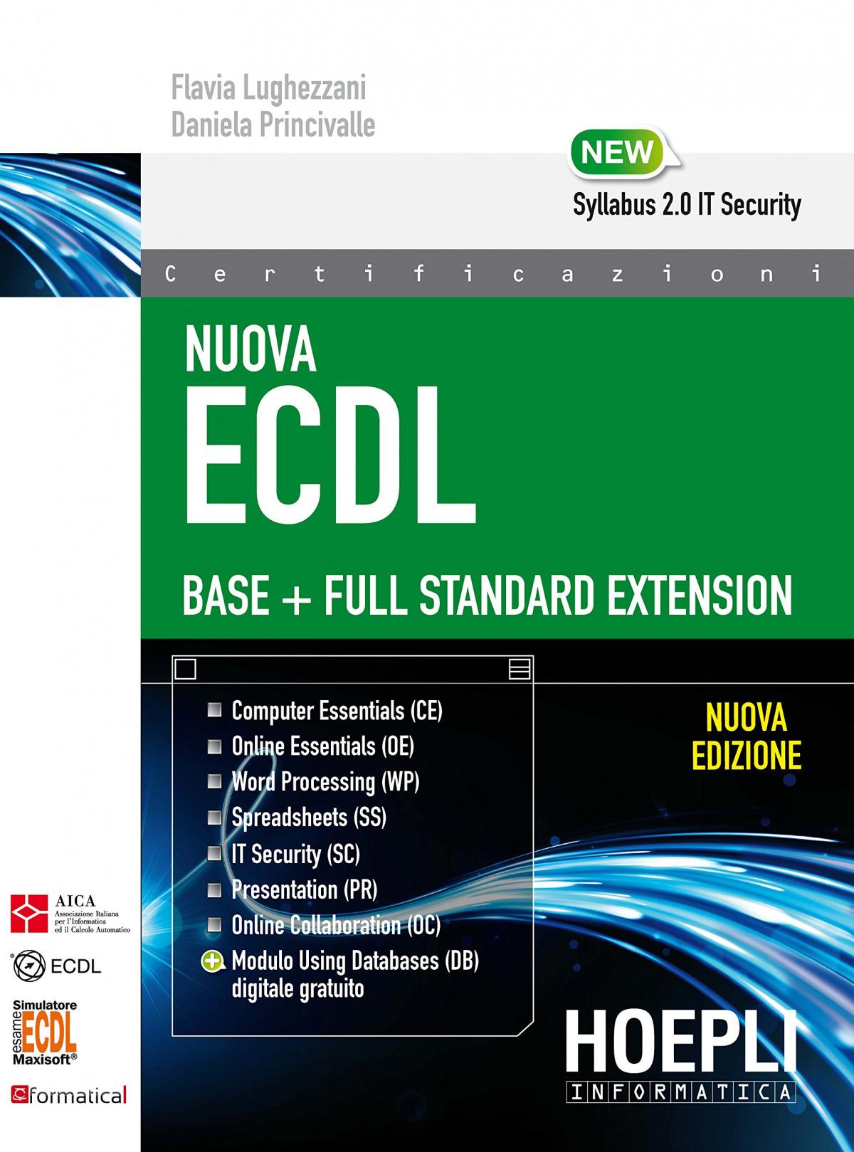 Nuova ECDL 9788820375096