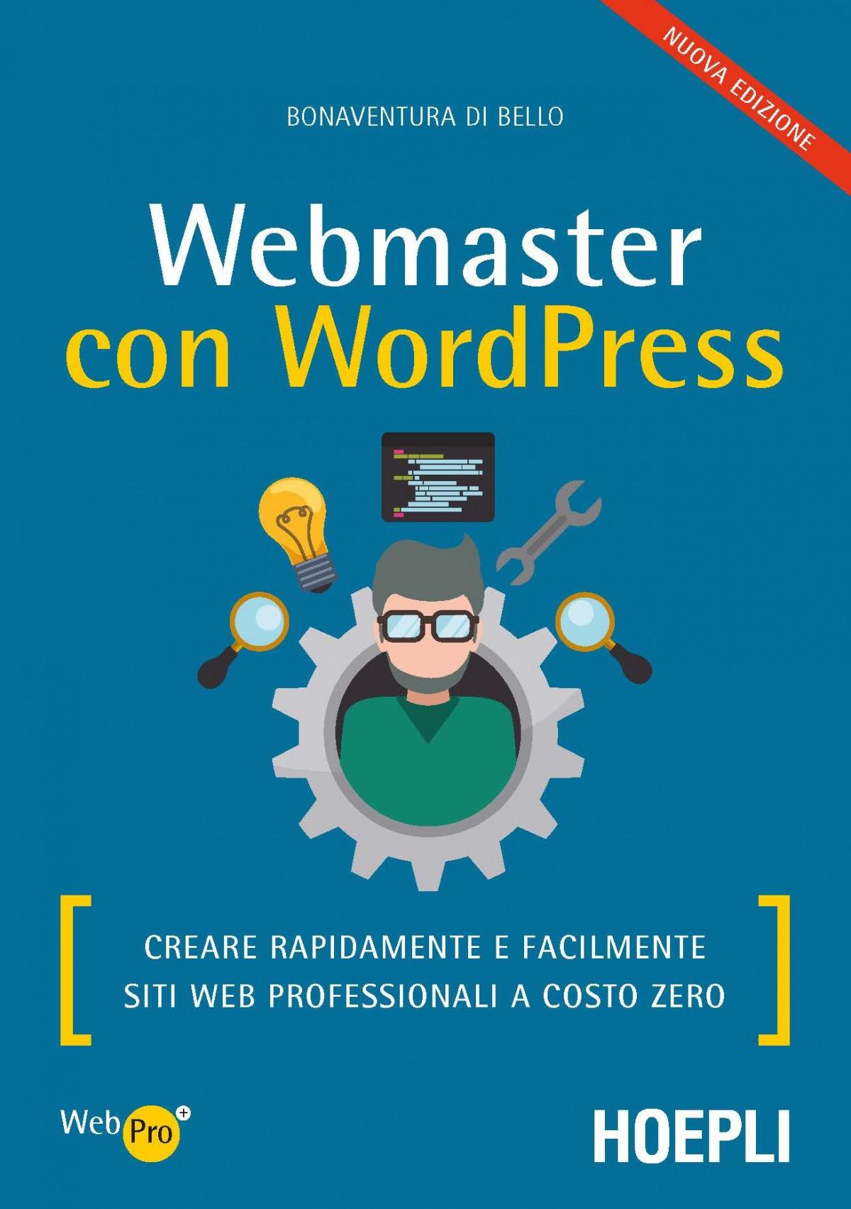 Webmaster con WordPress 9788820378202