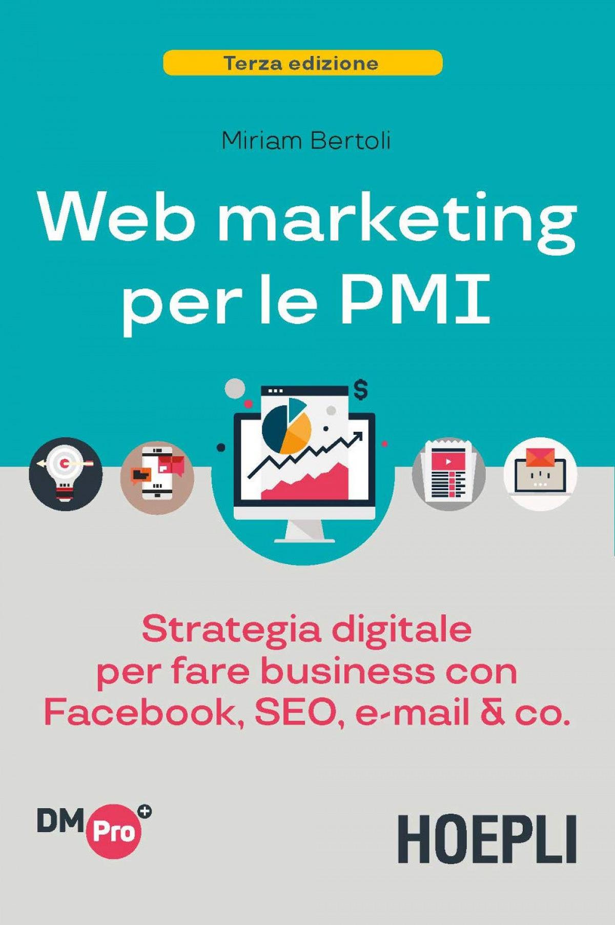 WEB MARKETING PER LE PMI 9788820386146