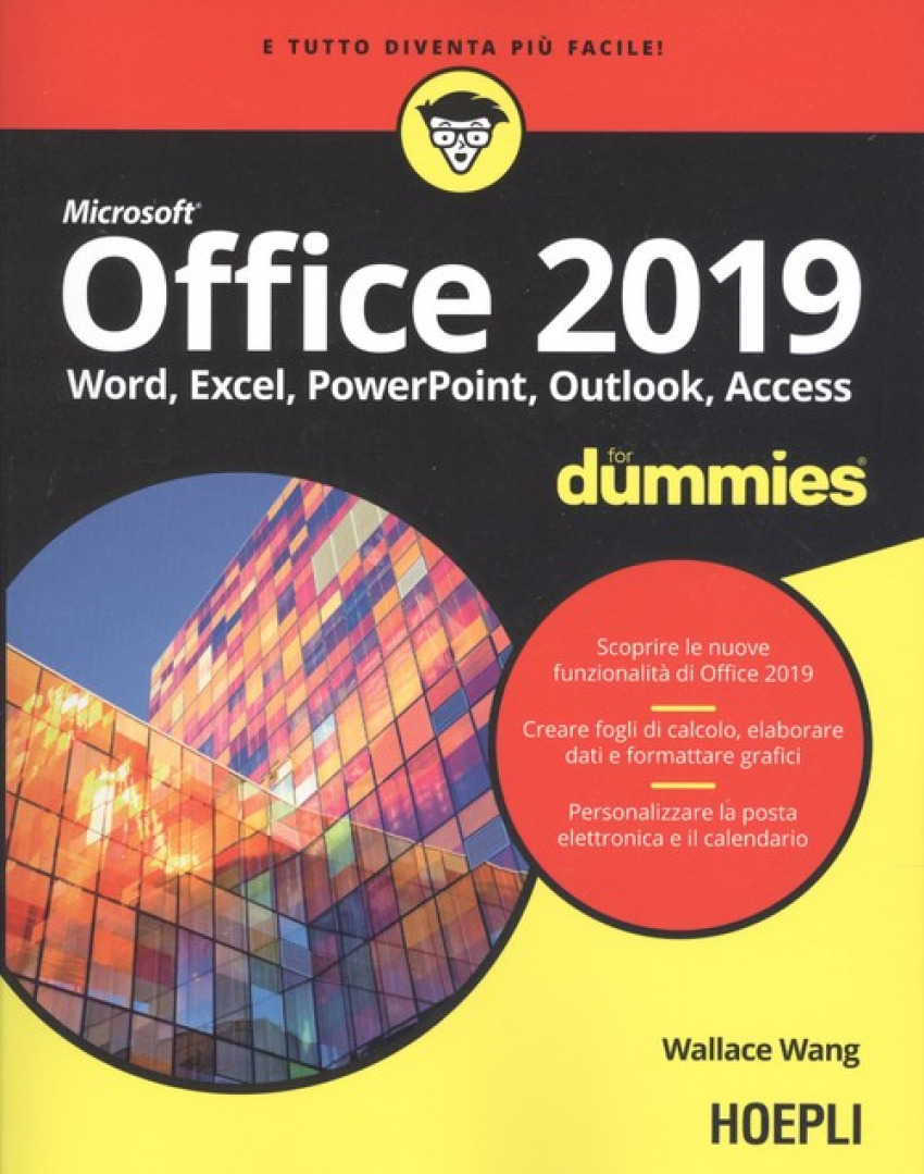 OFFICE 2019 FOR DUMMIES 9788820389345