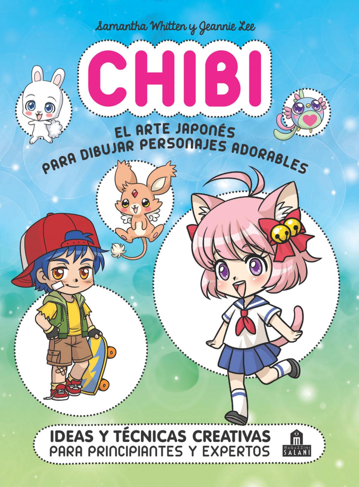 CHIBI El arte japonés para dibujar personajes adorables 9788893679565