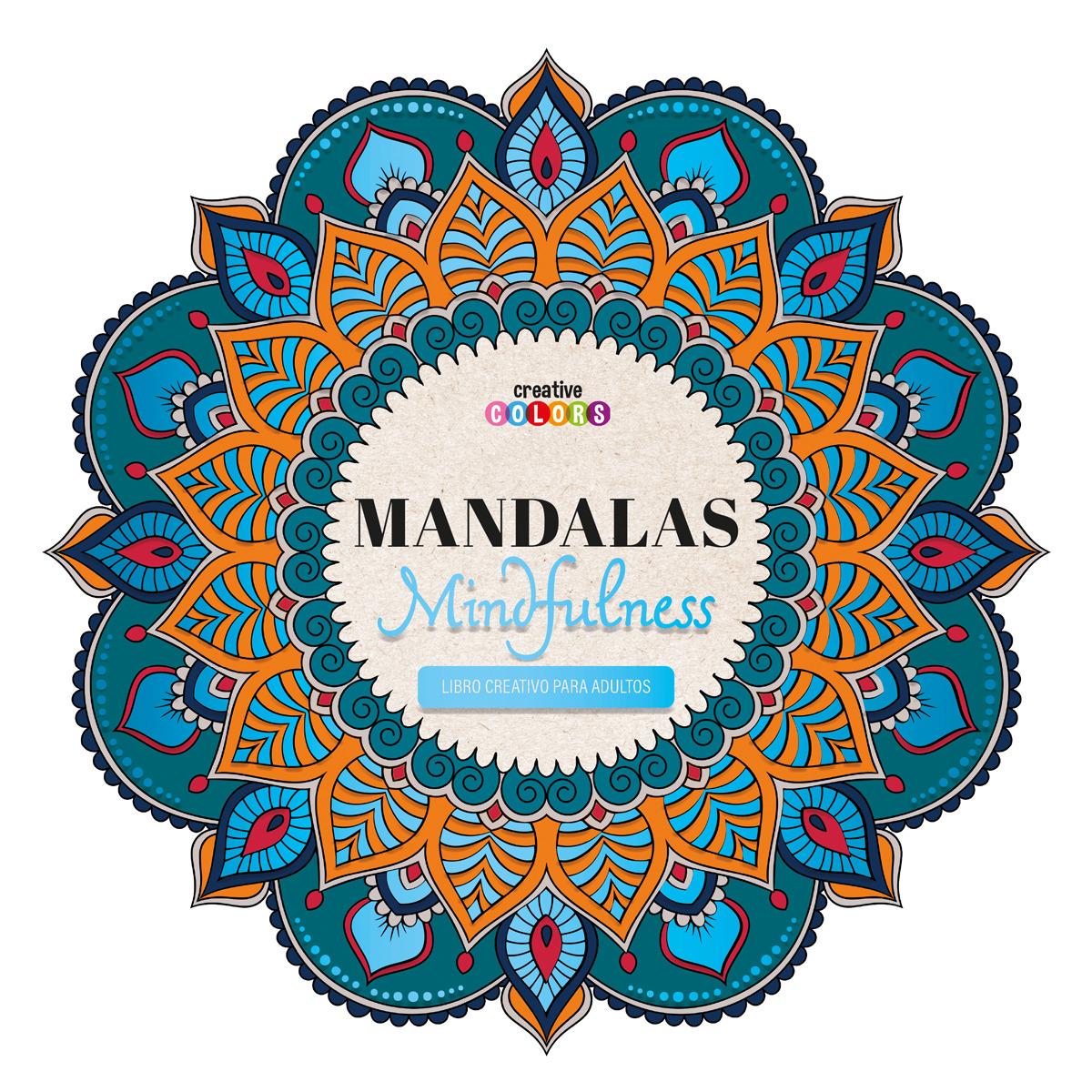 MANDALAS MINDFULNESS 9789463546478