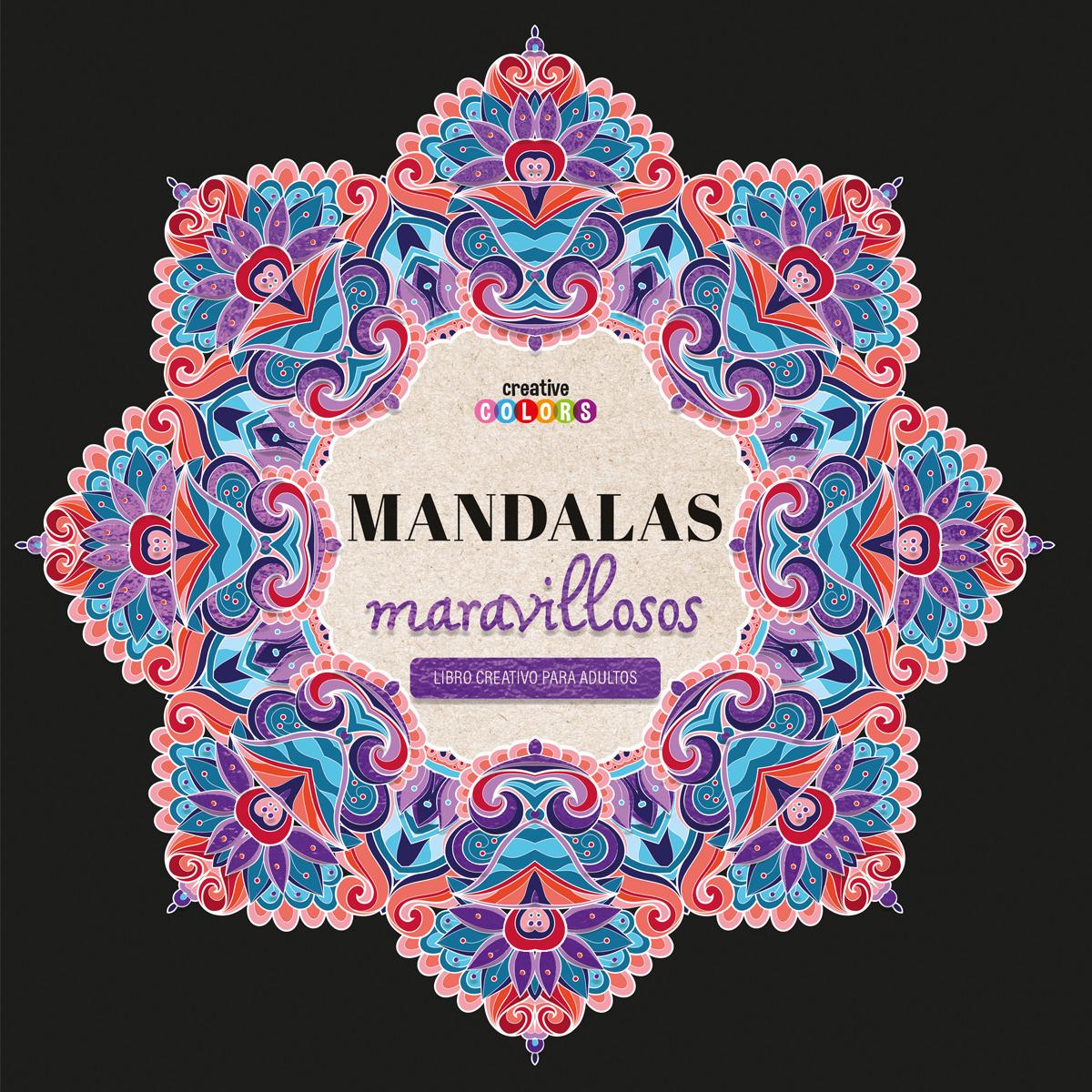MANDALAS MARAVILLOSOS 9789463546485